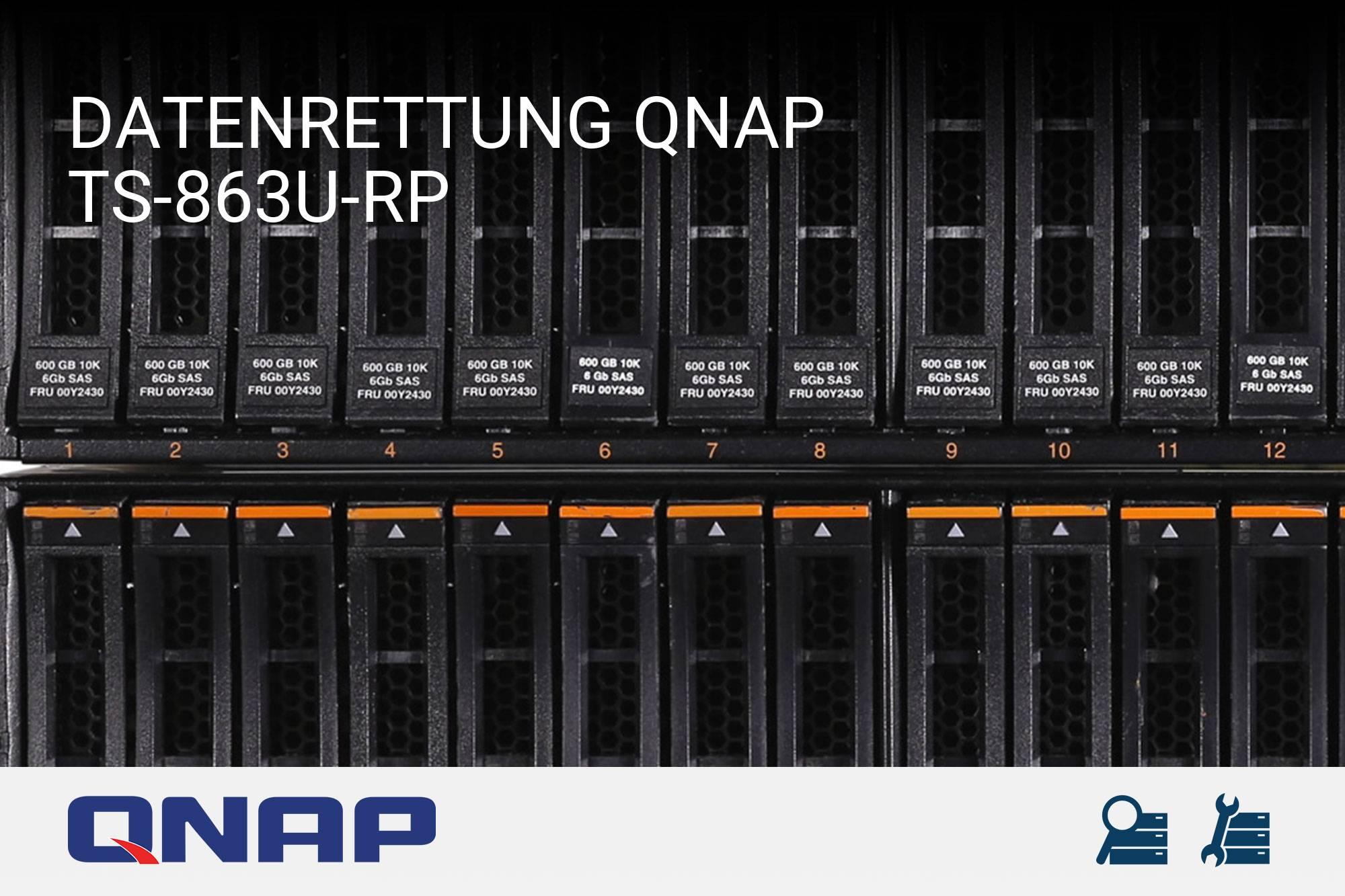 QNAP TS-863U-RP