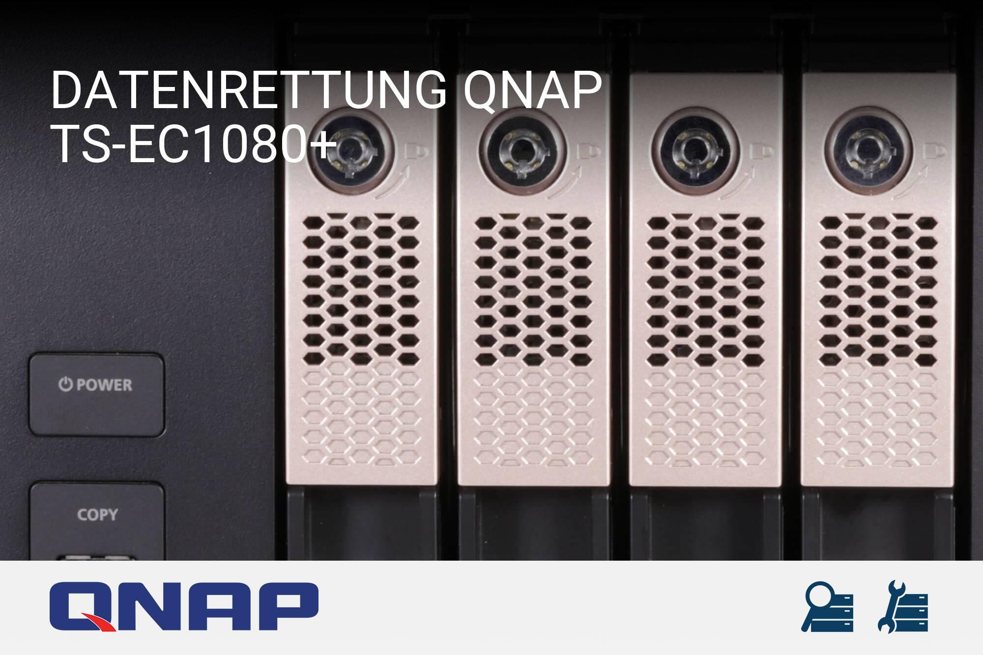 QNAP TS-EC1080+