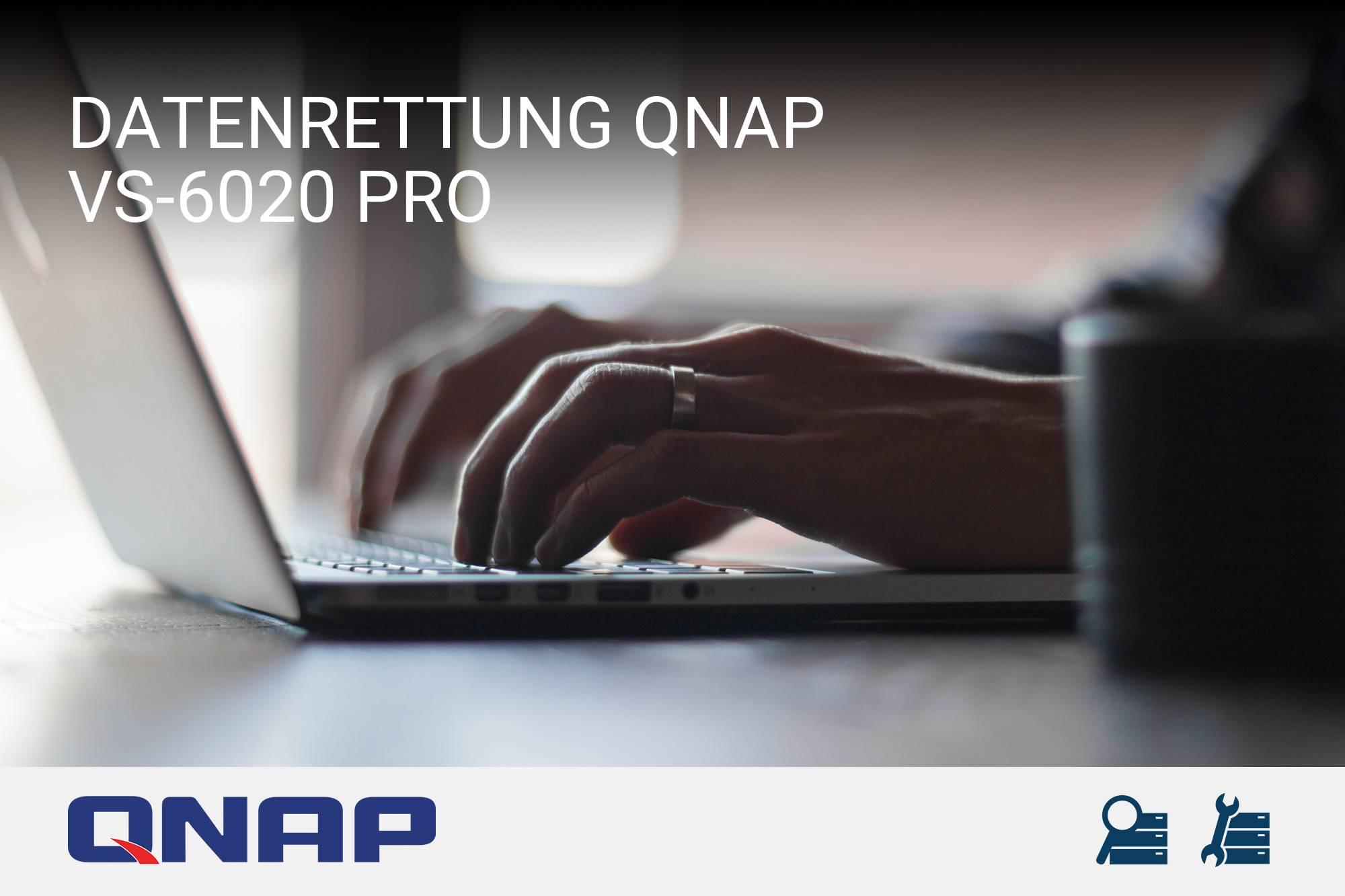 QNAP VS-6020 Pro