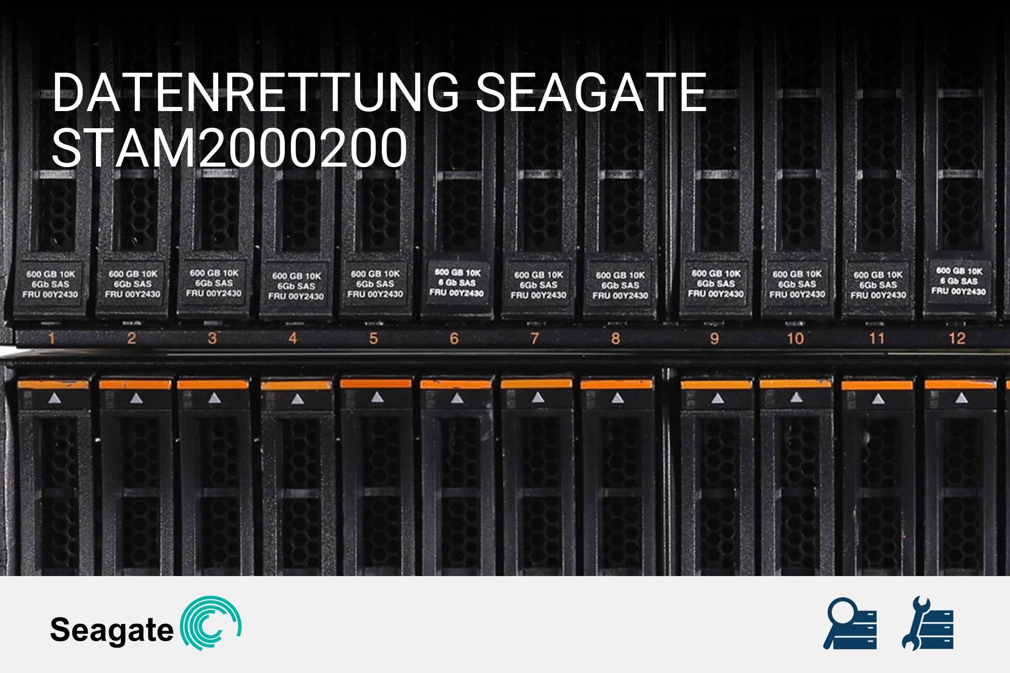 Seagate STAM2000200