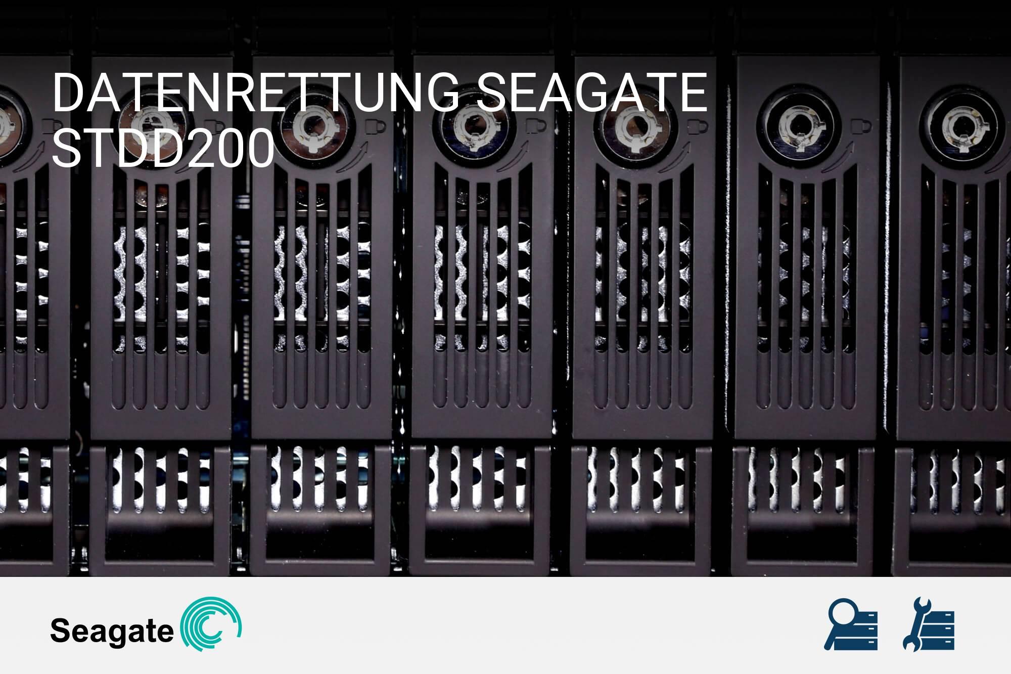 Seagate STDD200