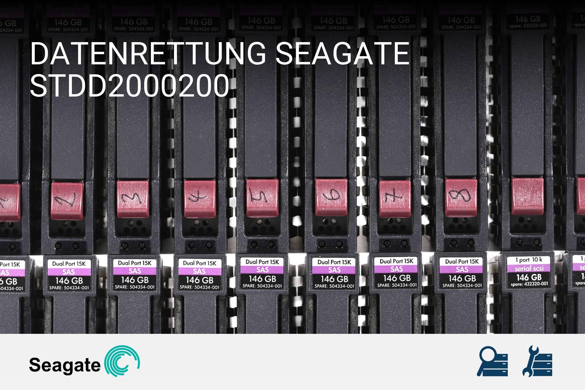 Seagate STDD2000200