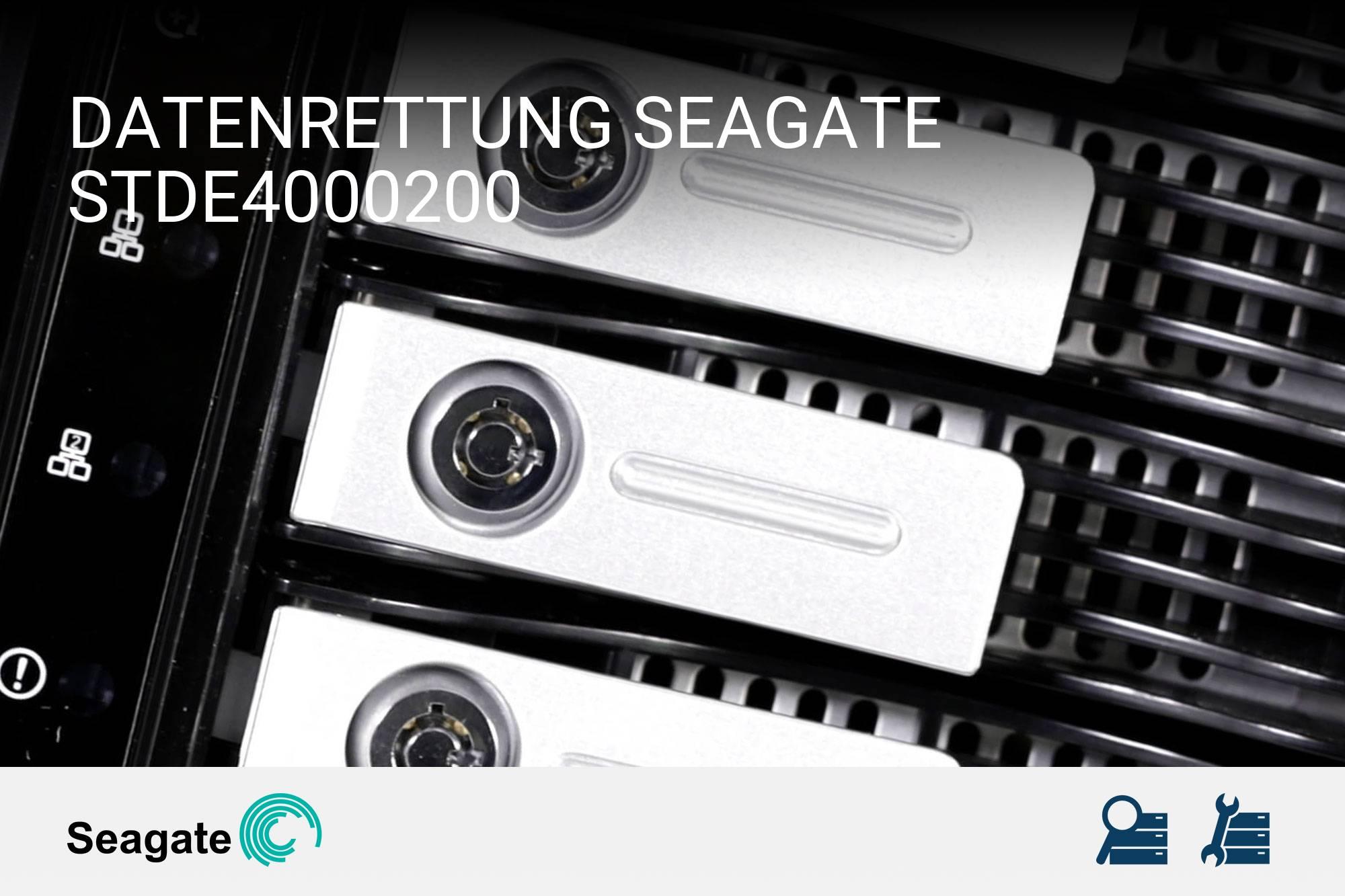 Seagate STDE4000200