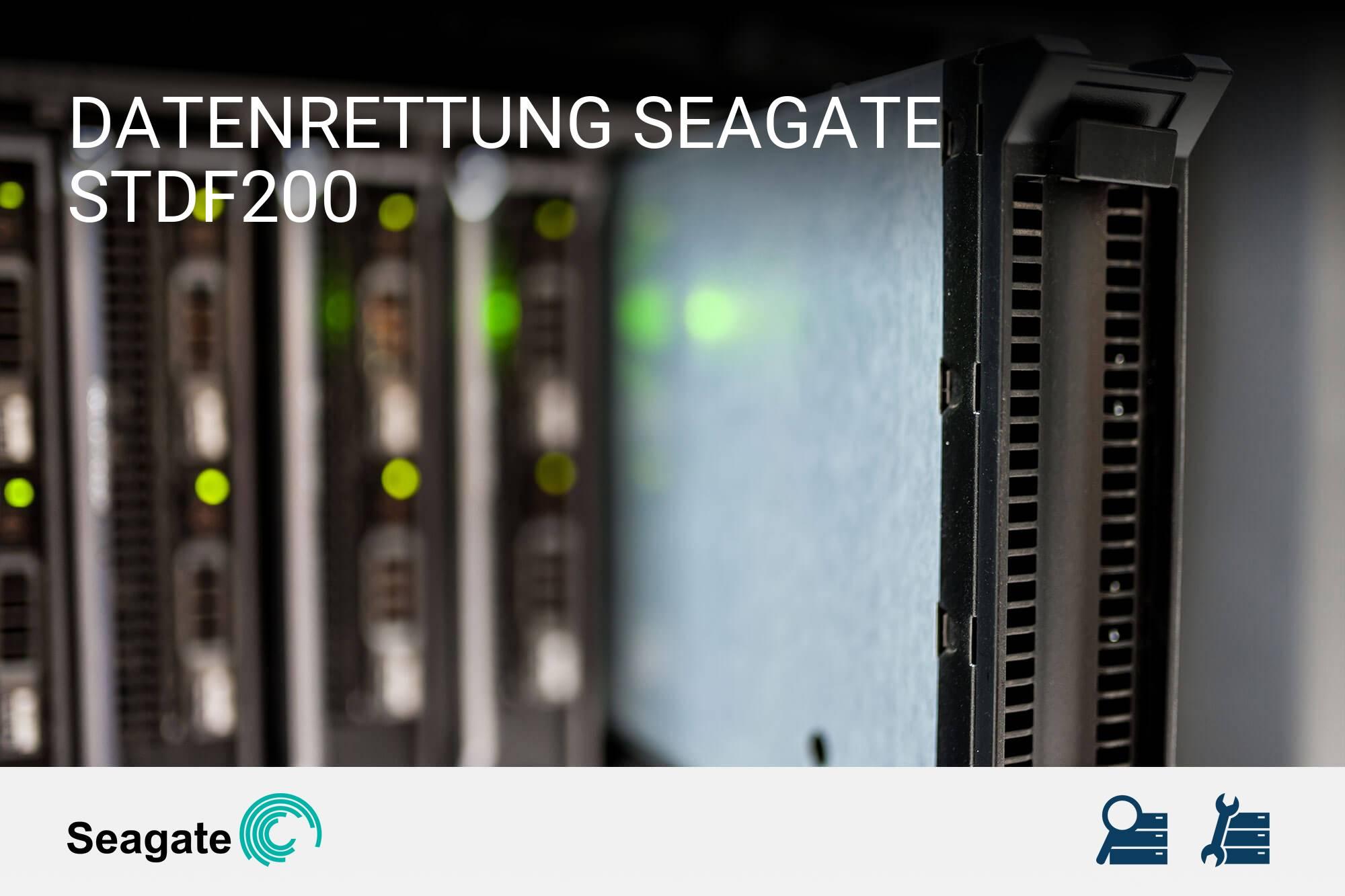 Seagate STDF200