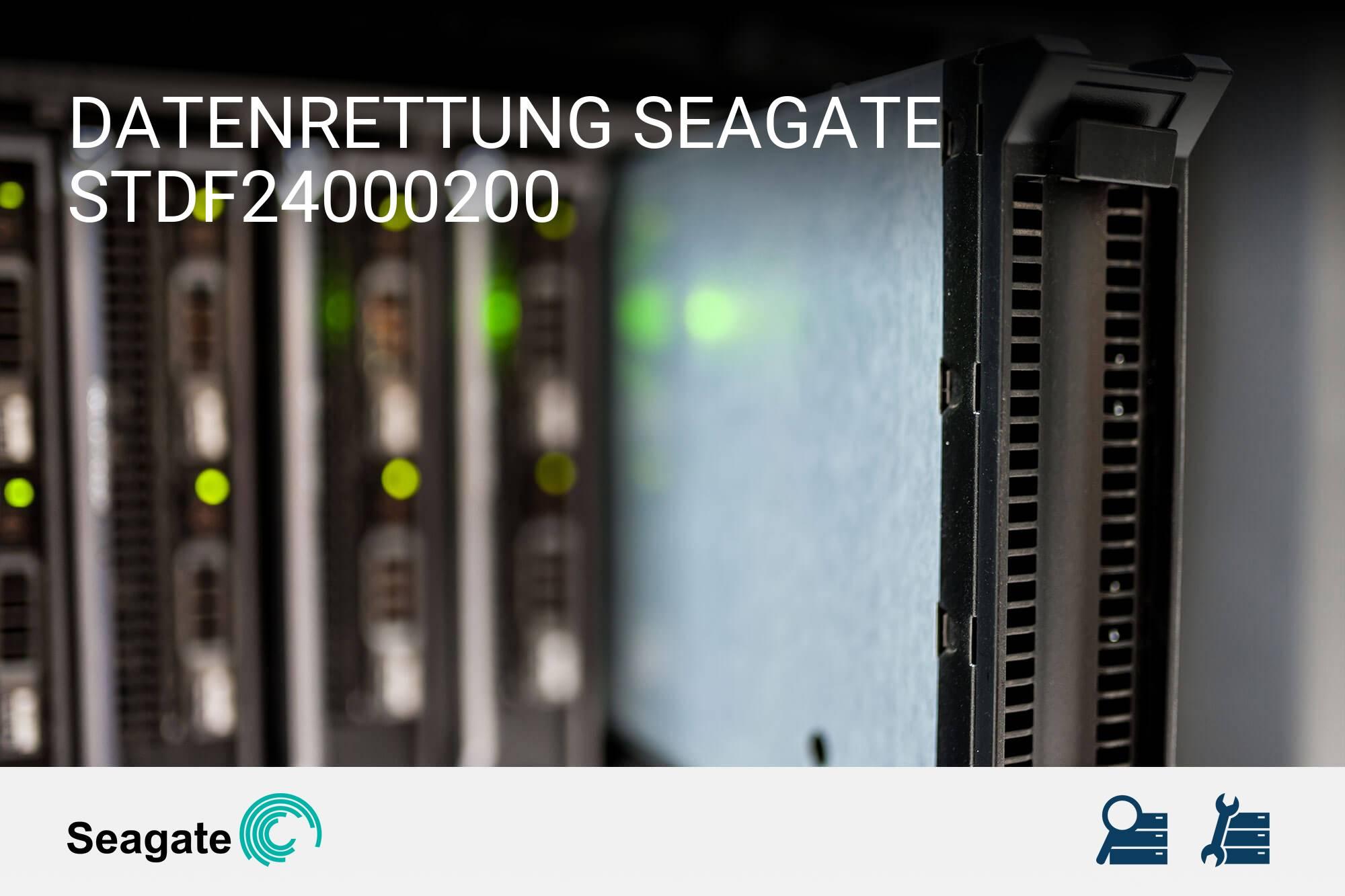 Seagate STDF24000200