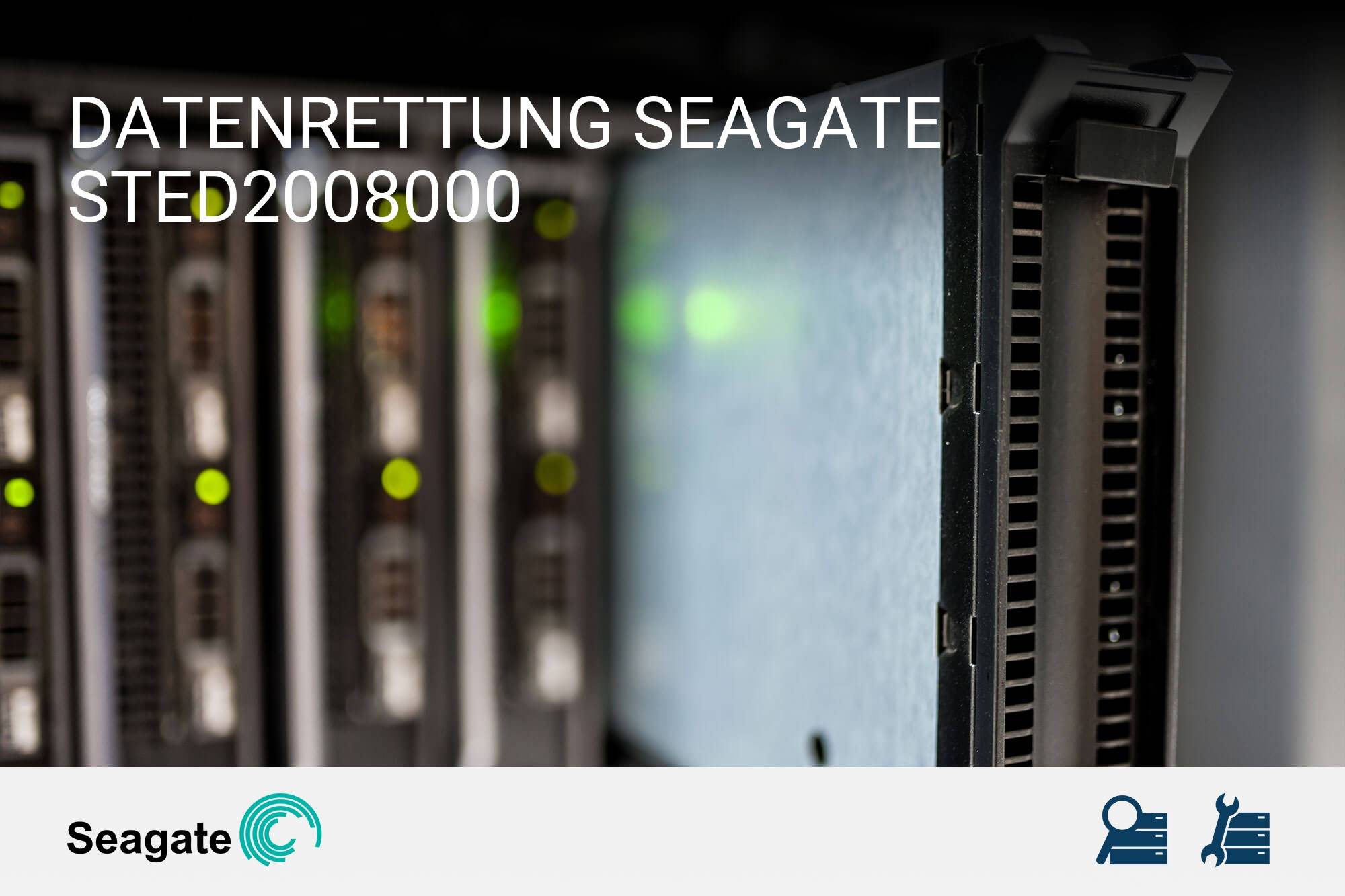 Seagate STED2008000
