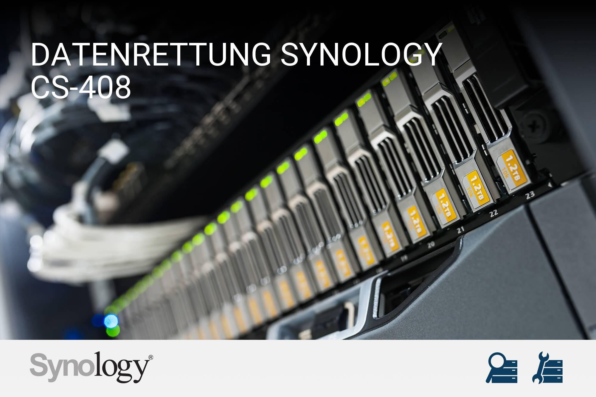 Synology CS-408
