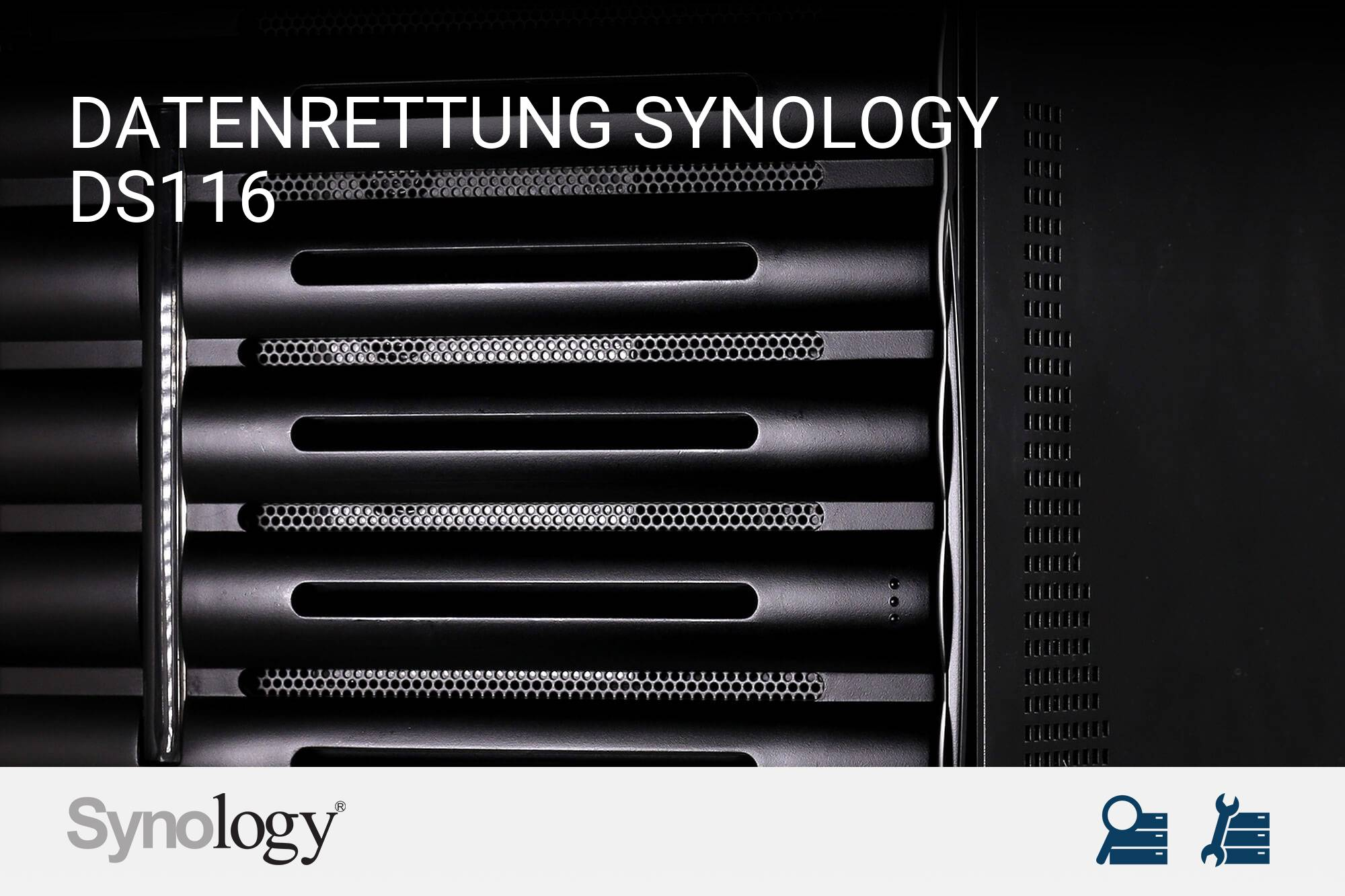 Synology DS116