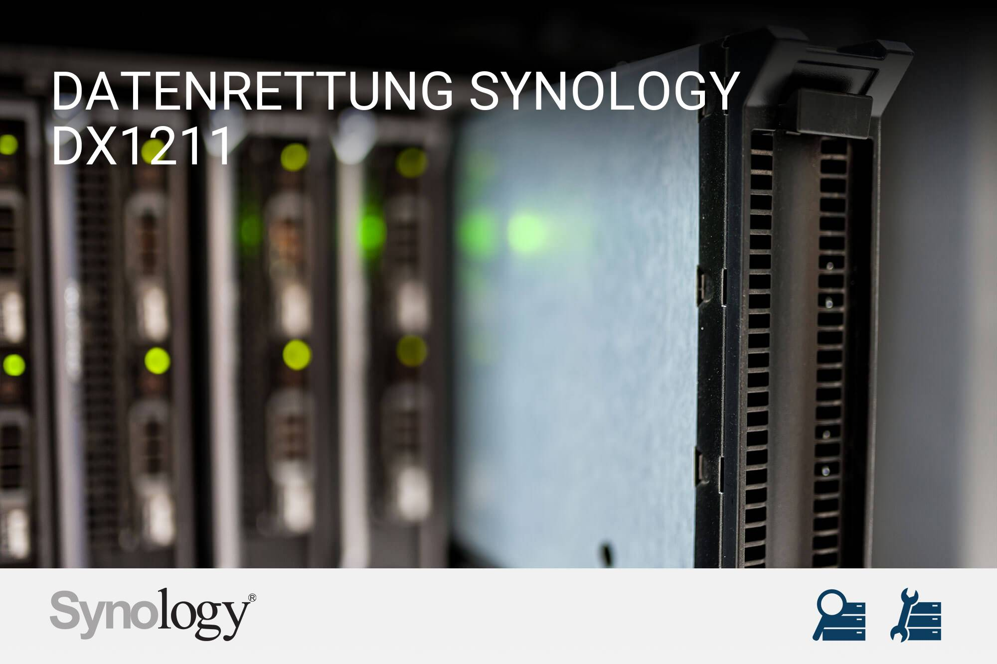 Synology DX1211