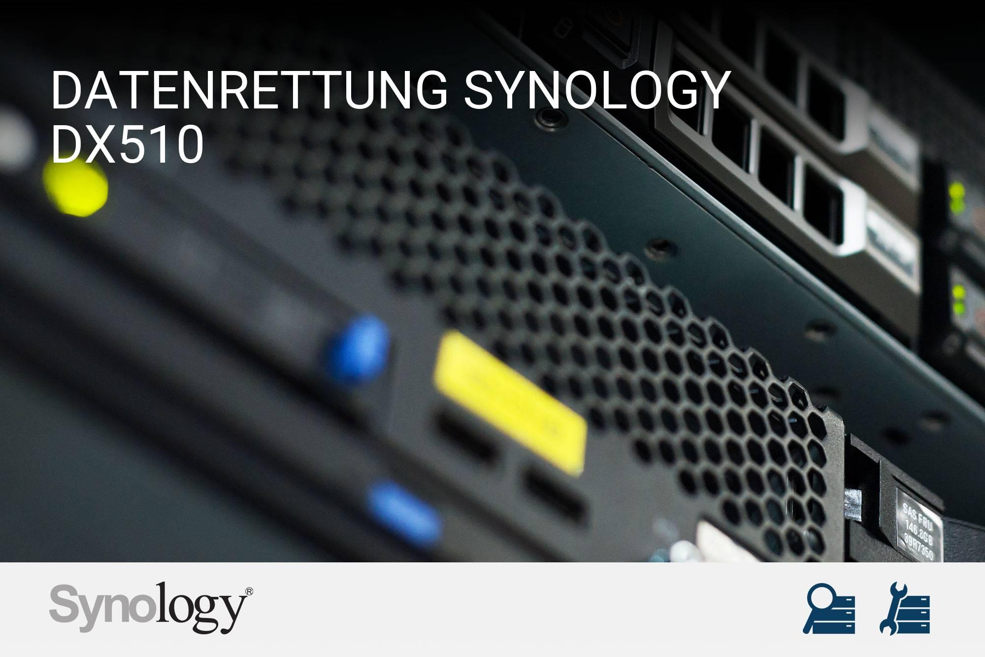 Synology DX510