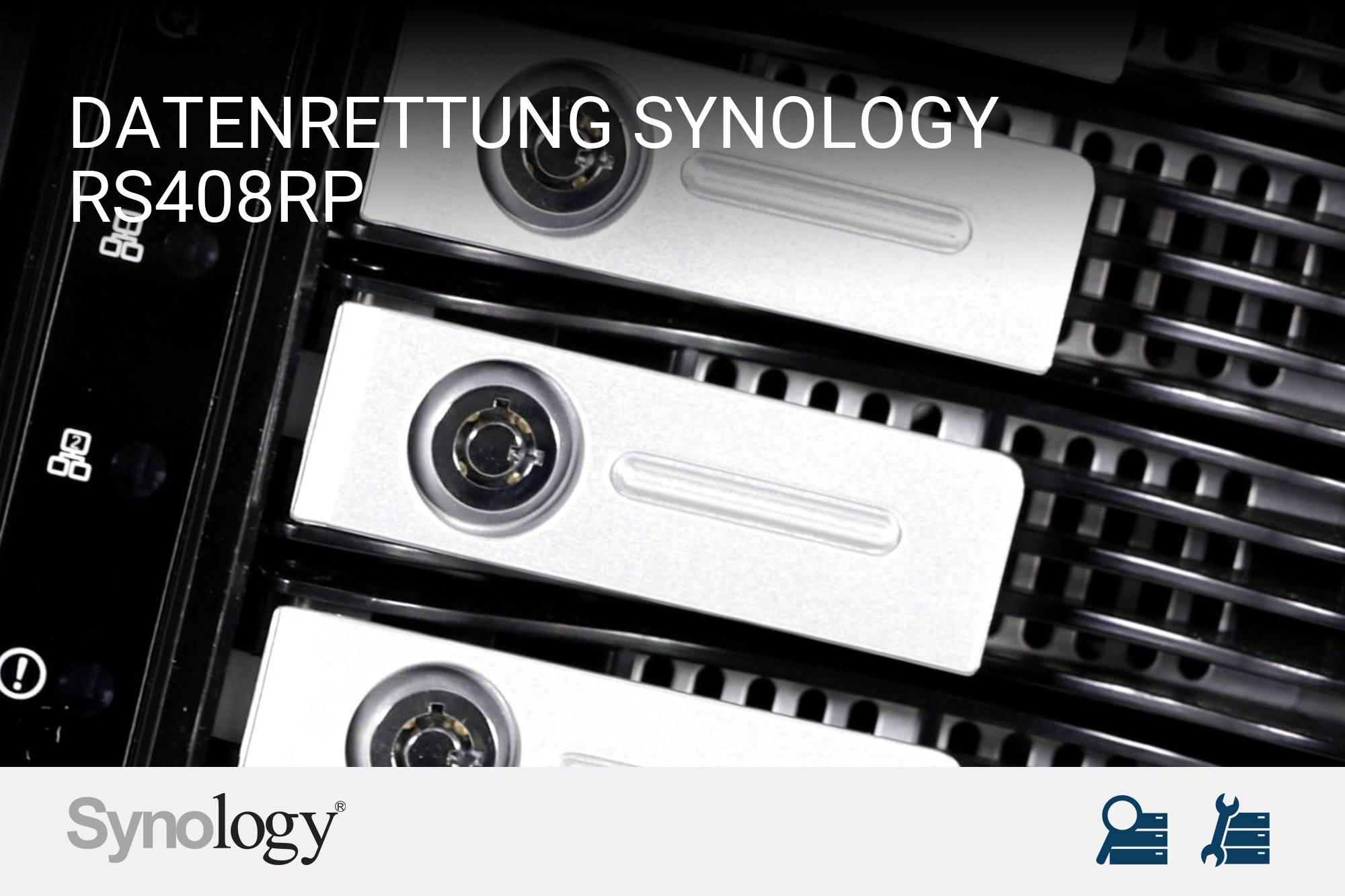 Synology RS408RP
