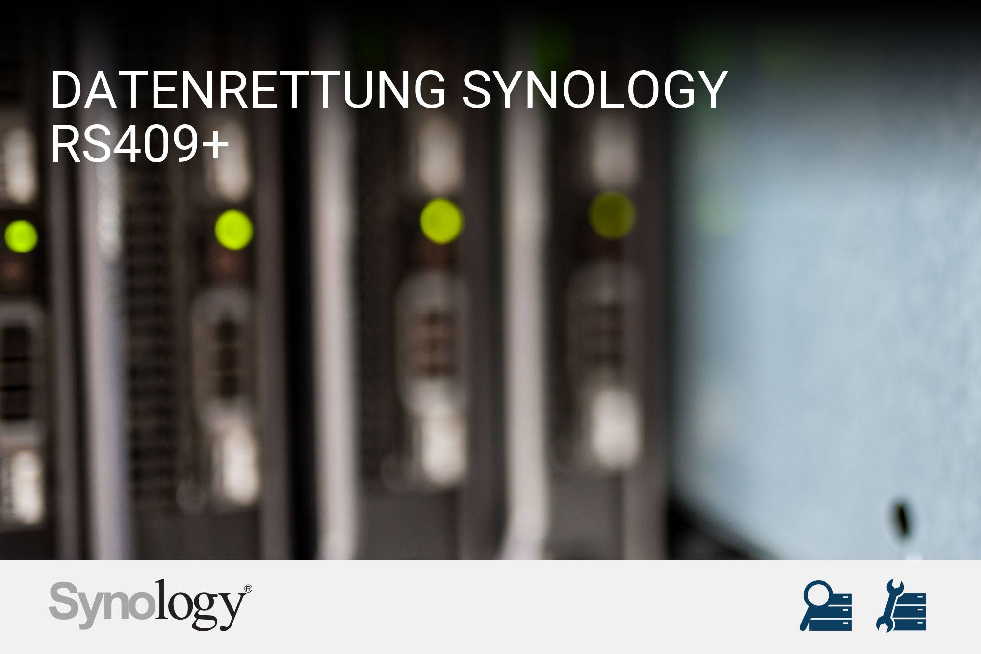 Synology RS409+