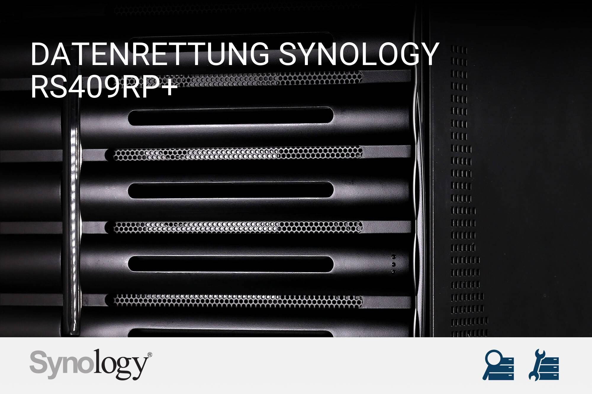 Synology RS409RP+