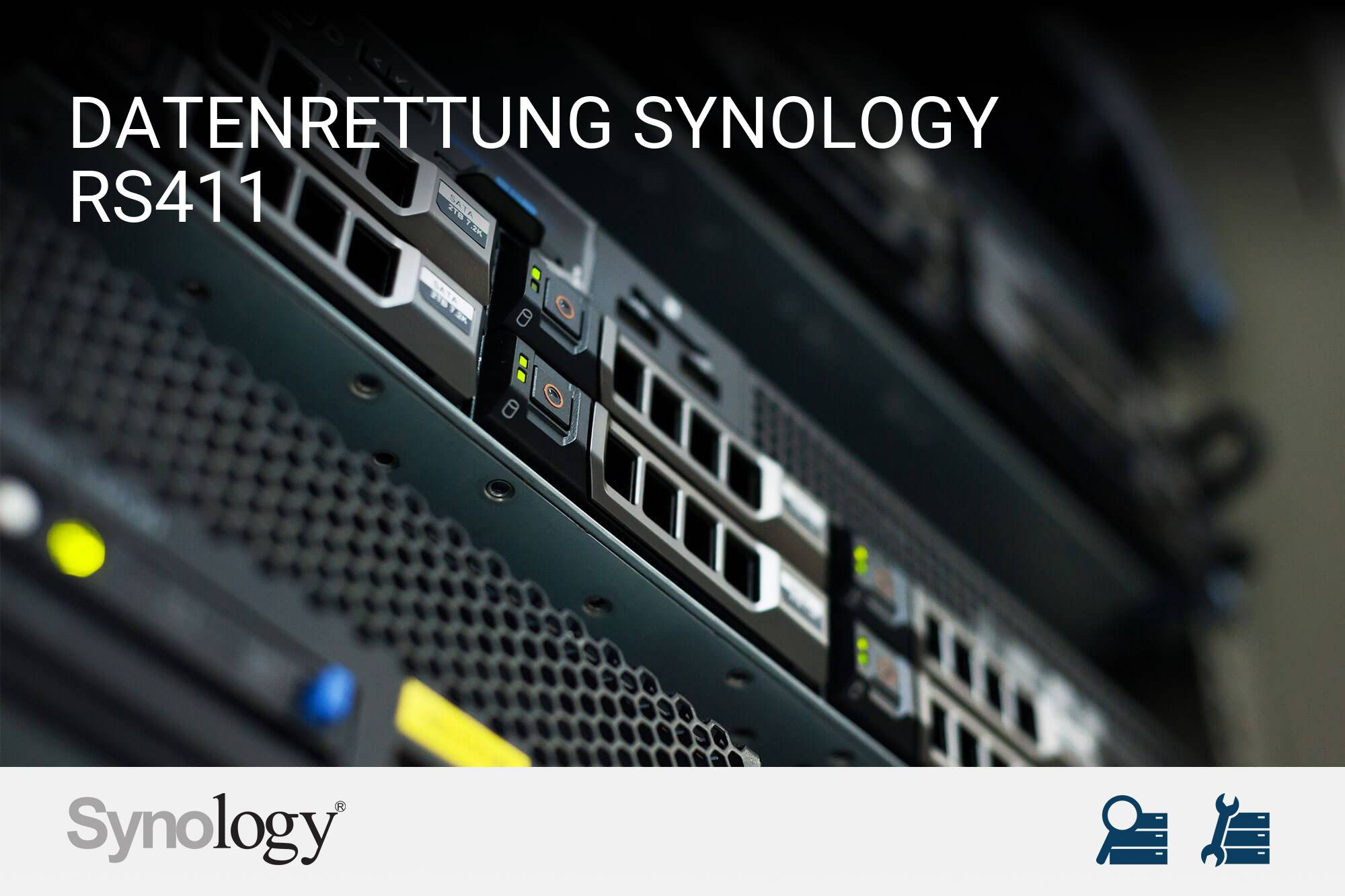 Synology RS411