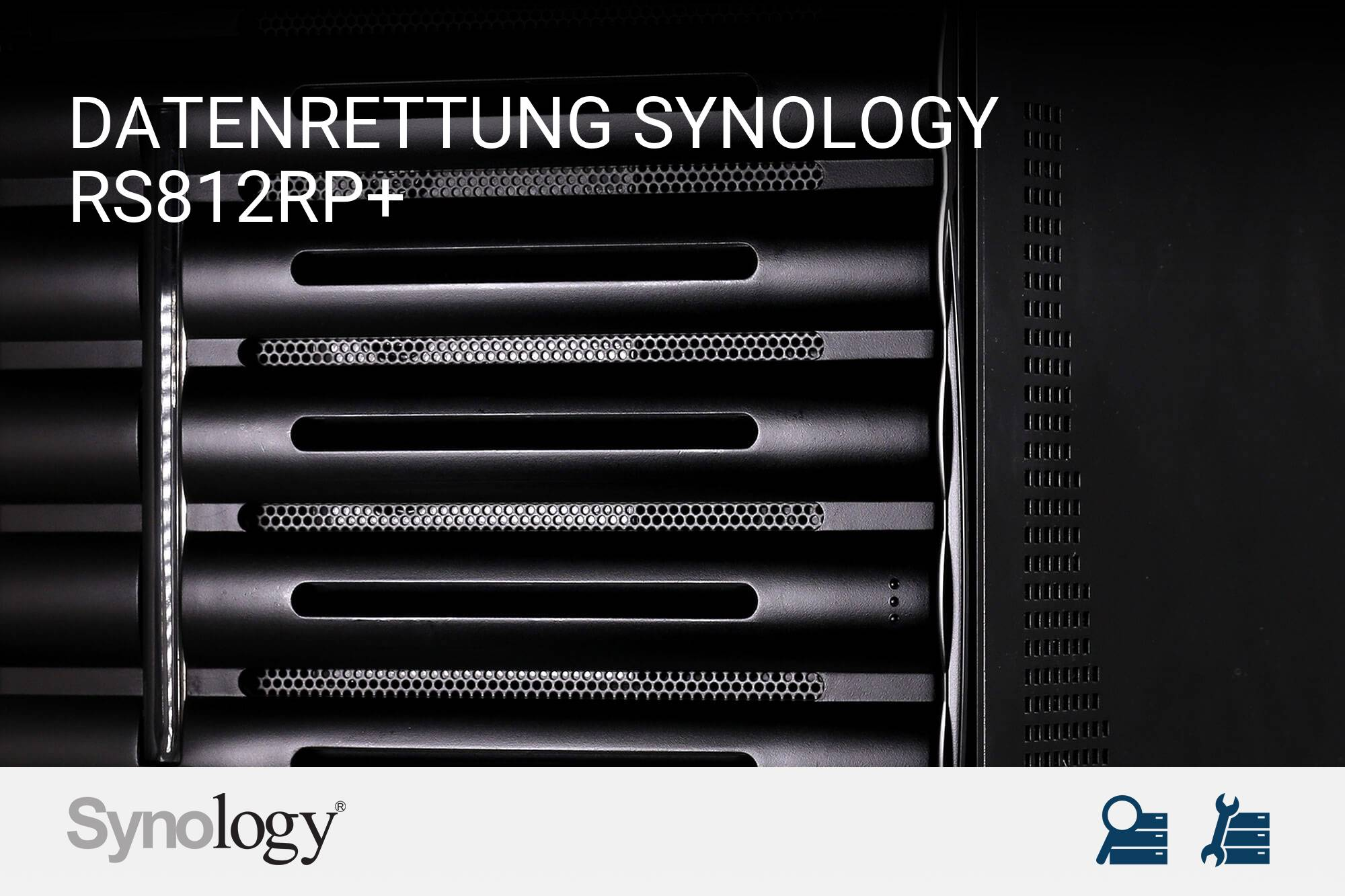 Synology RS812RP+