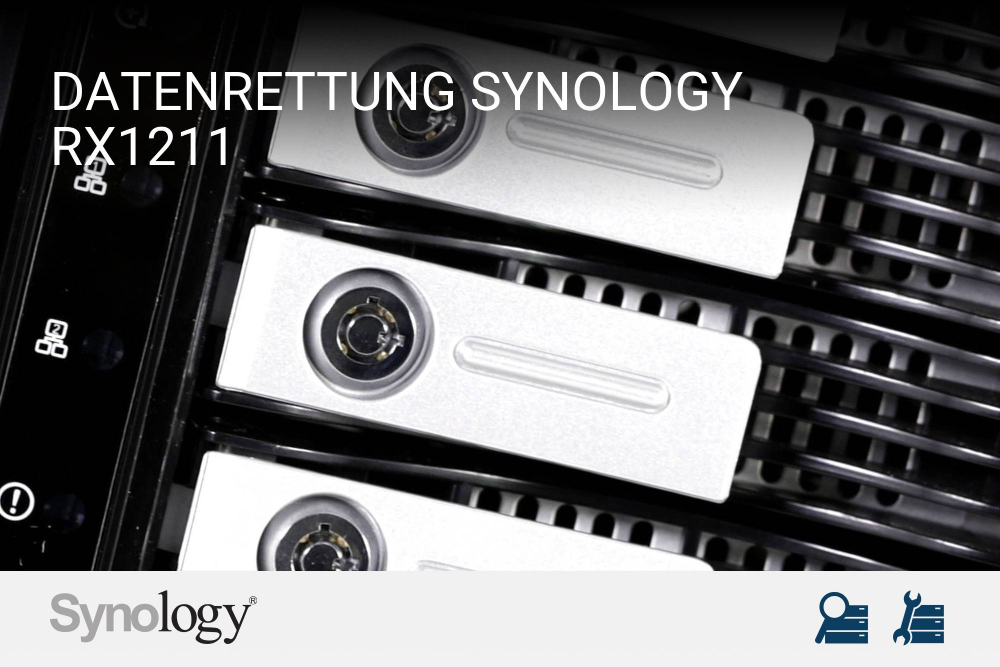 Synology RX1211