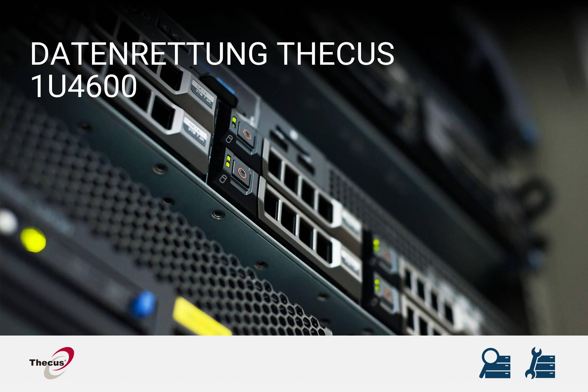 Thecus 1U4600