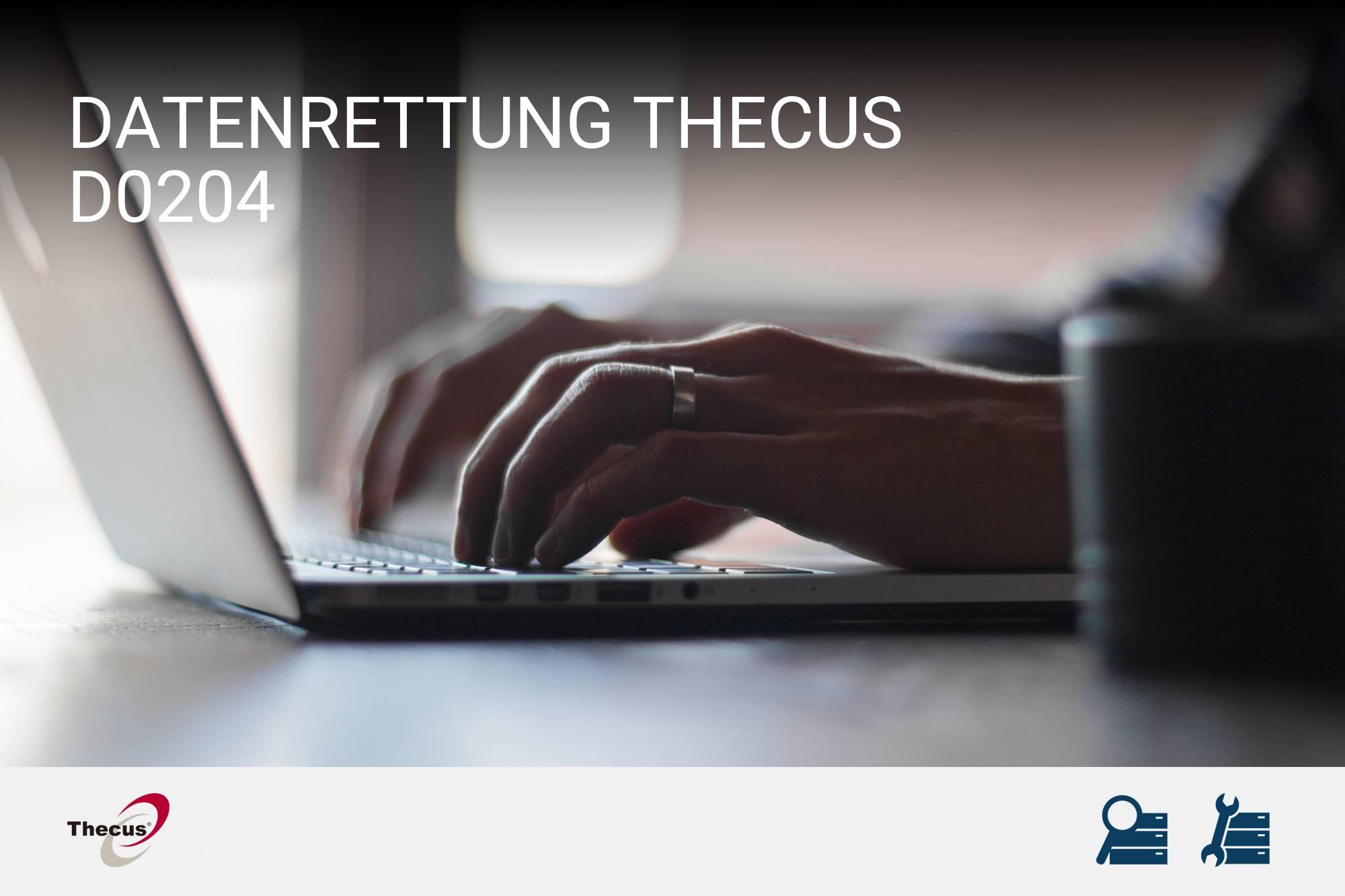 Thecus D0204
