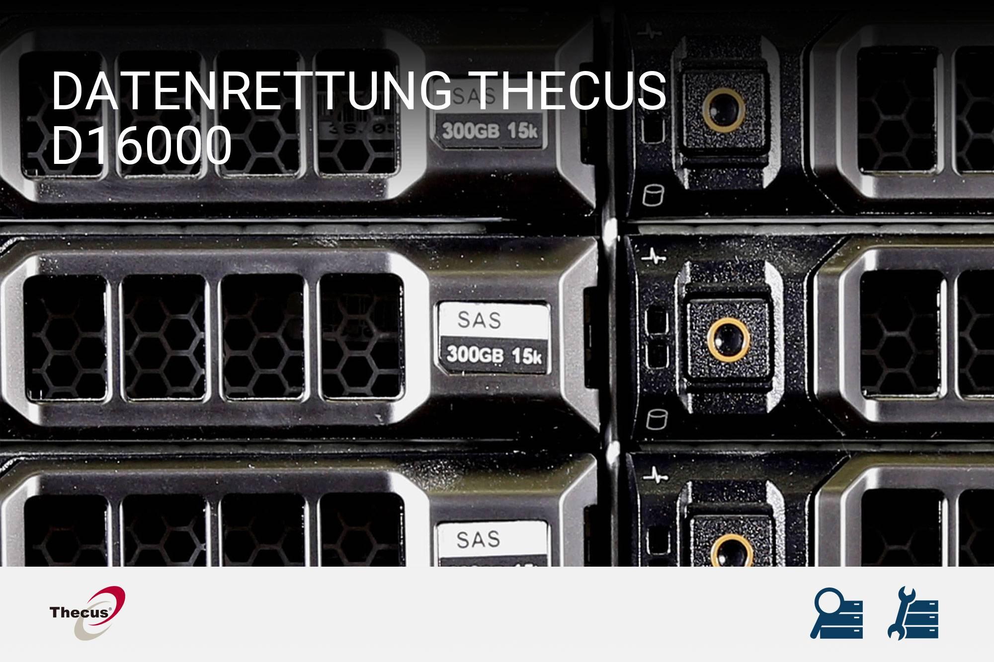 Thecus D16000