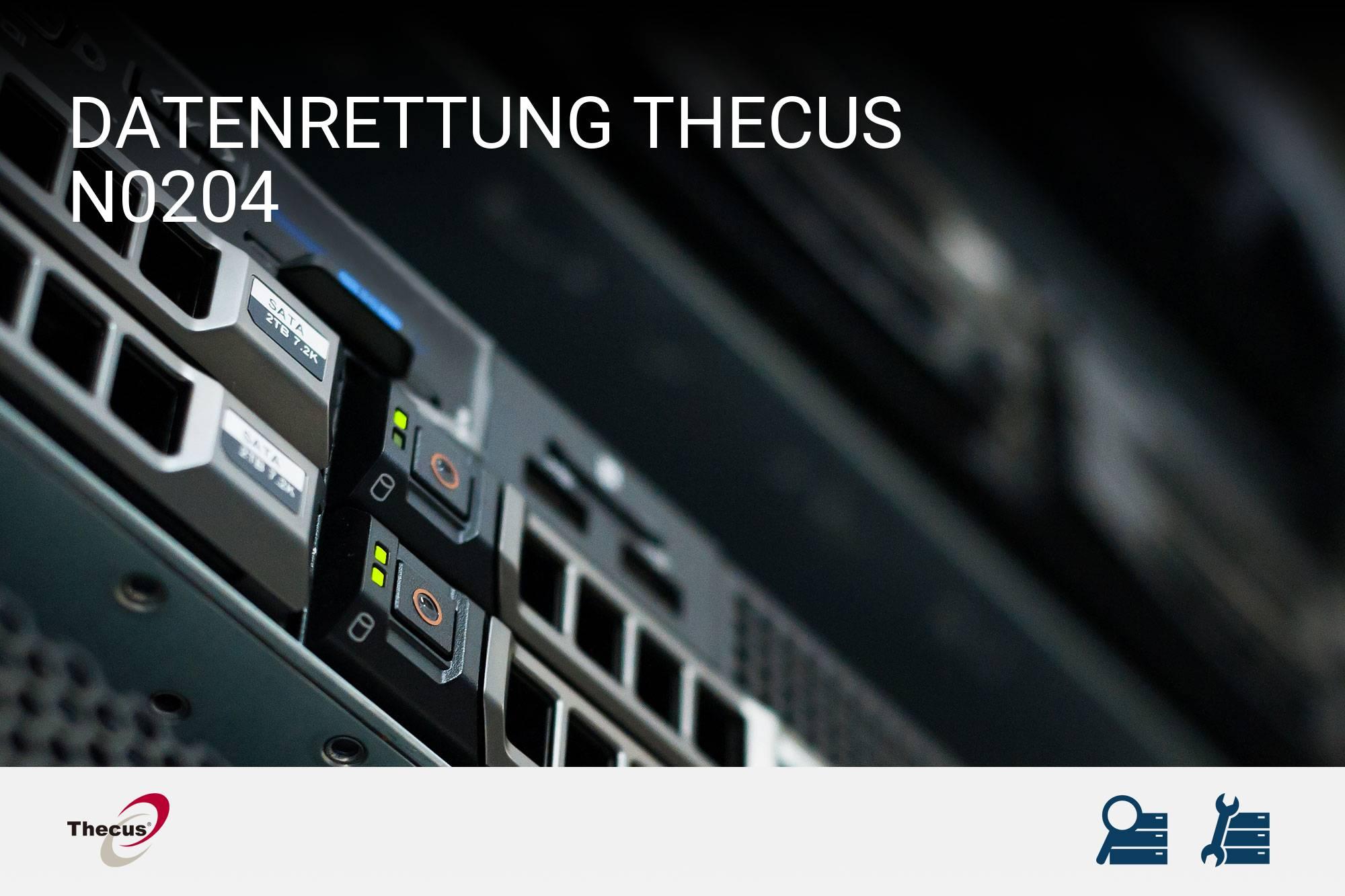 Thecus N0204