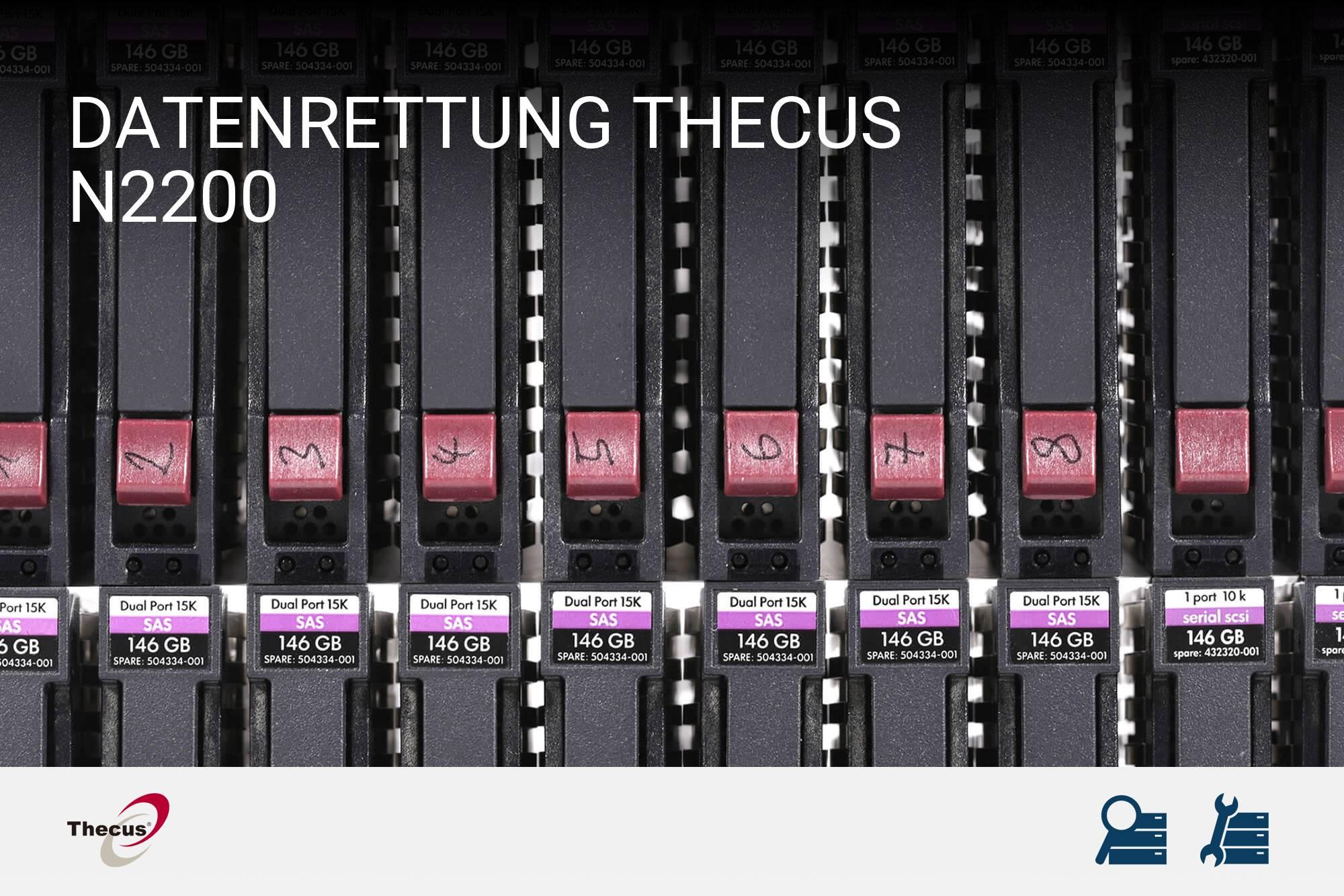 Thecus N2200