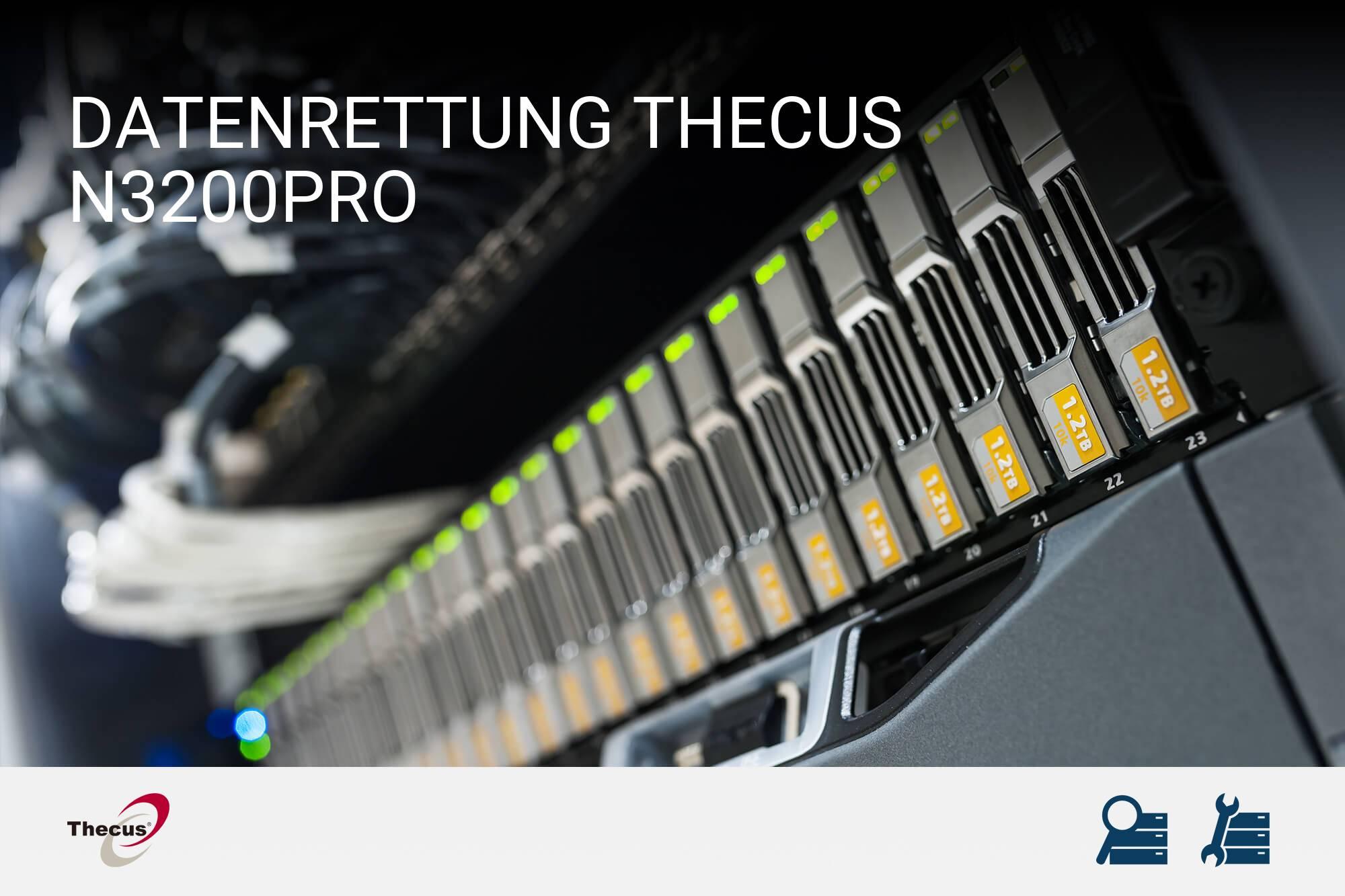 Thecus N3200PRO
