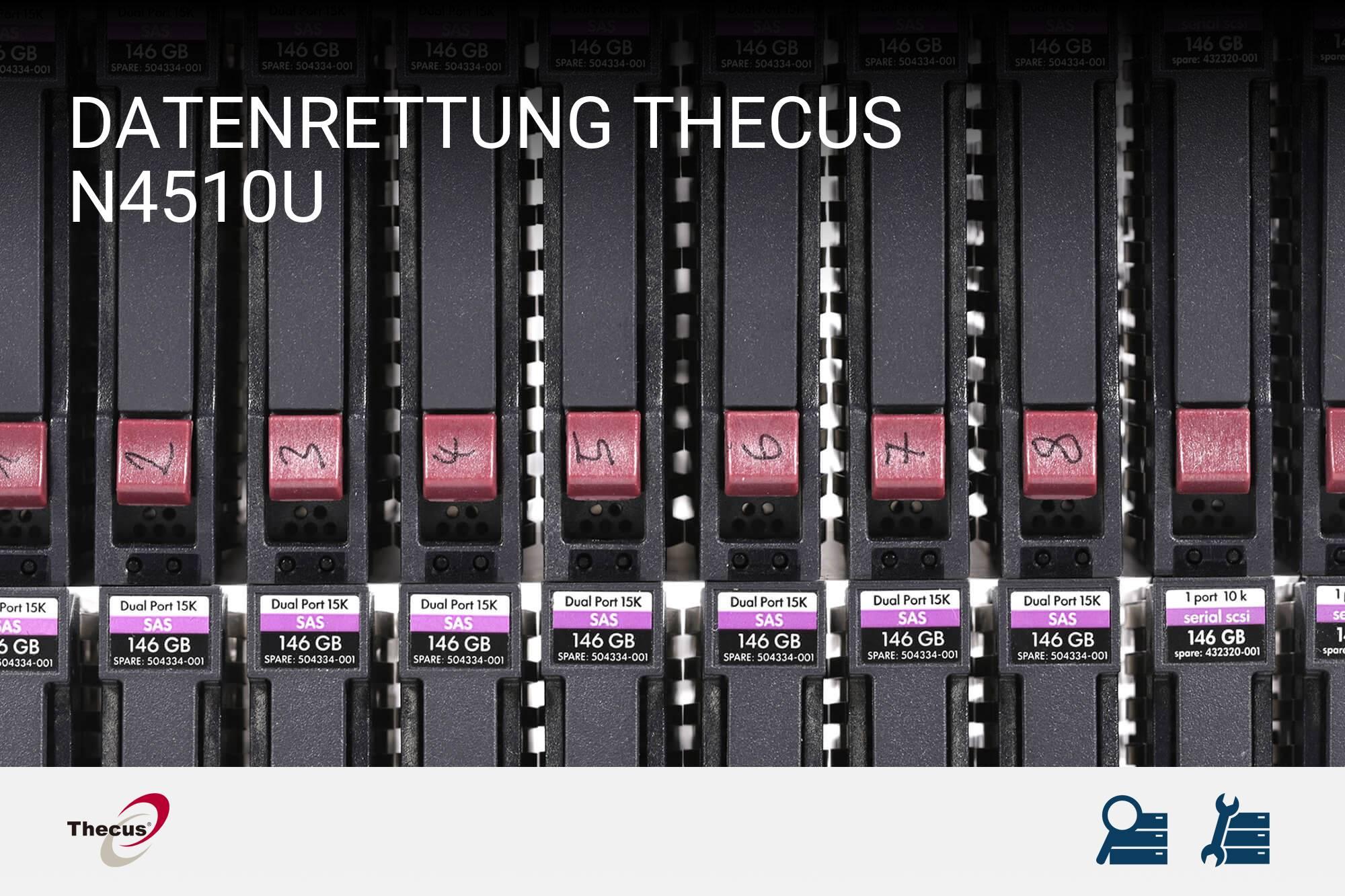 Thecus N4510U