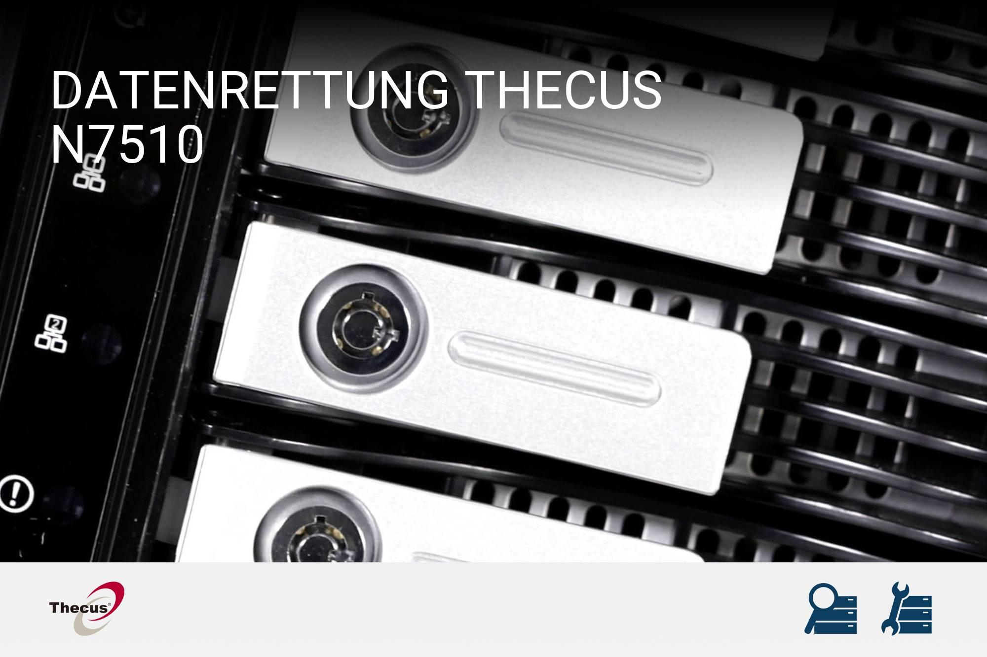 Thecus N7510