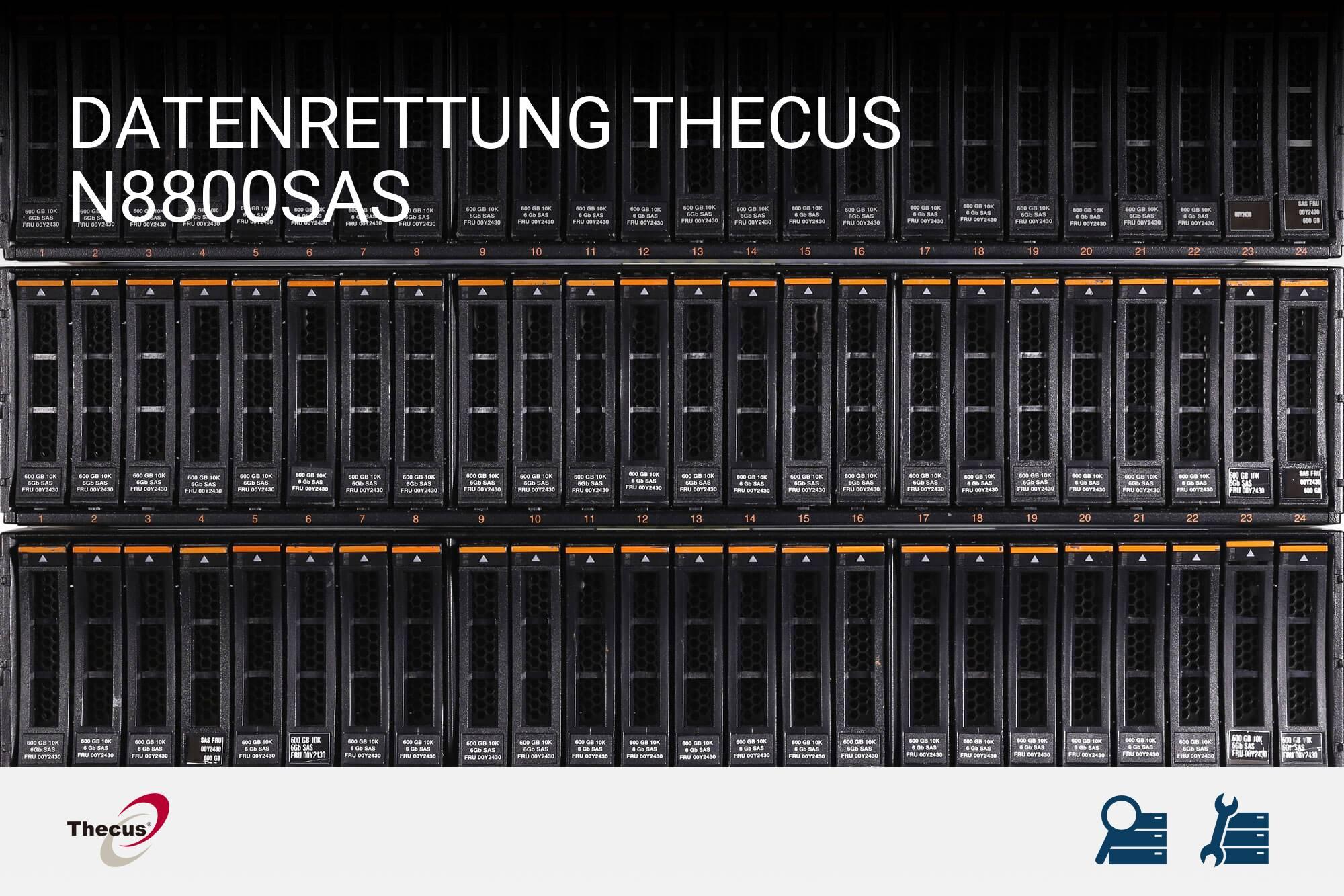 Thecus N8800SAS