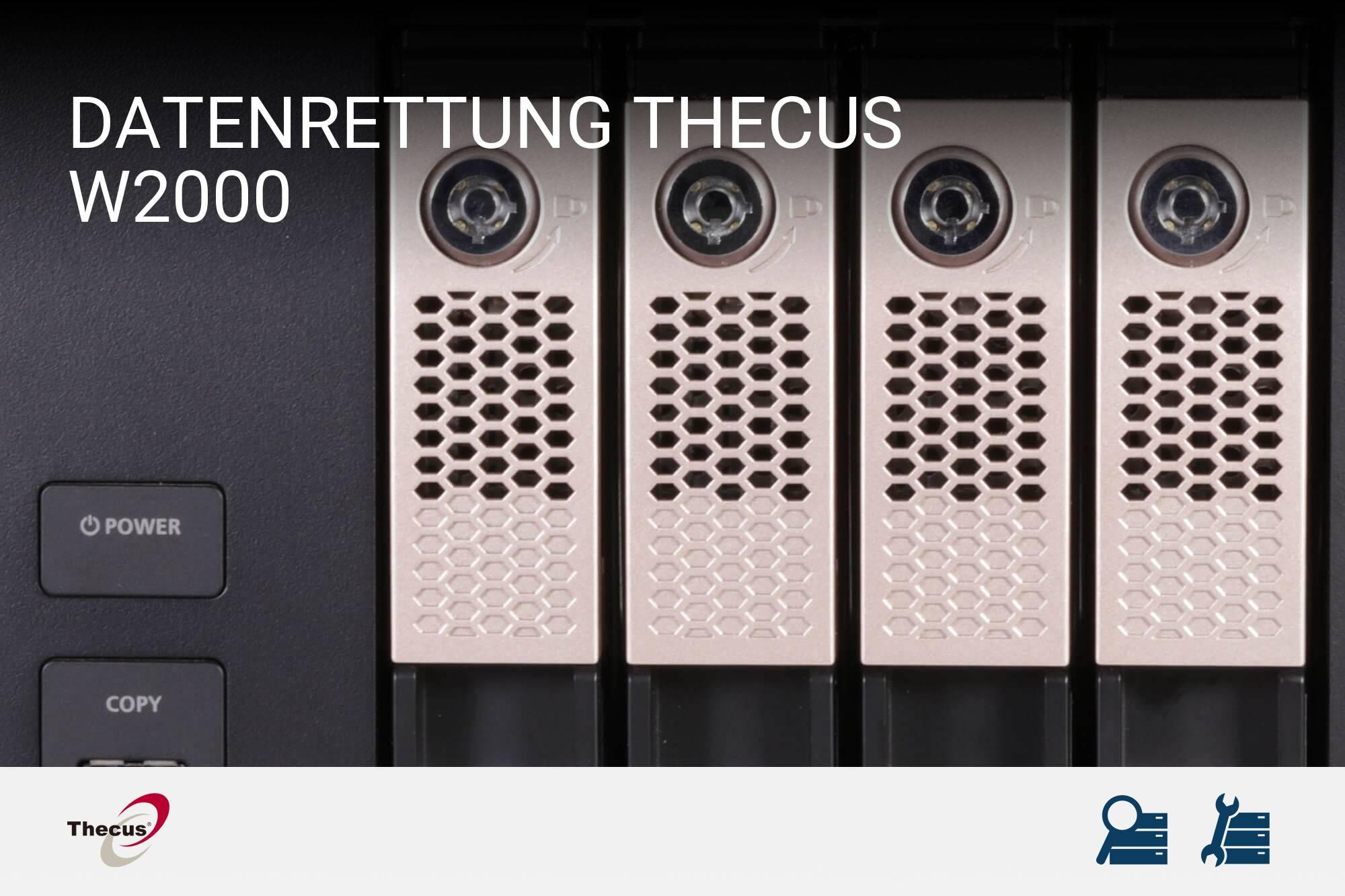 Thecus W2000