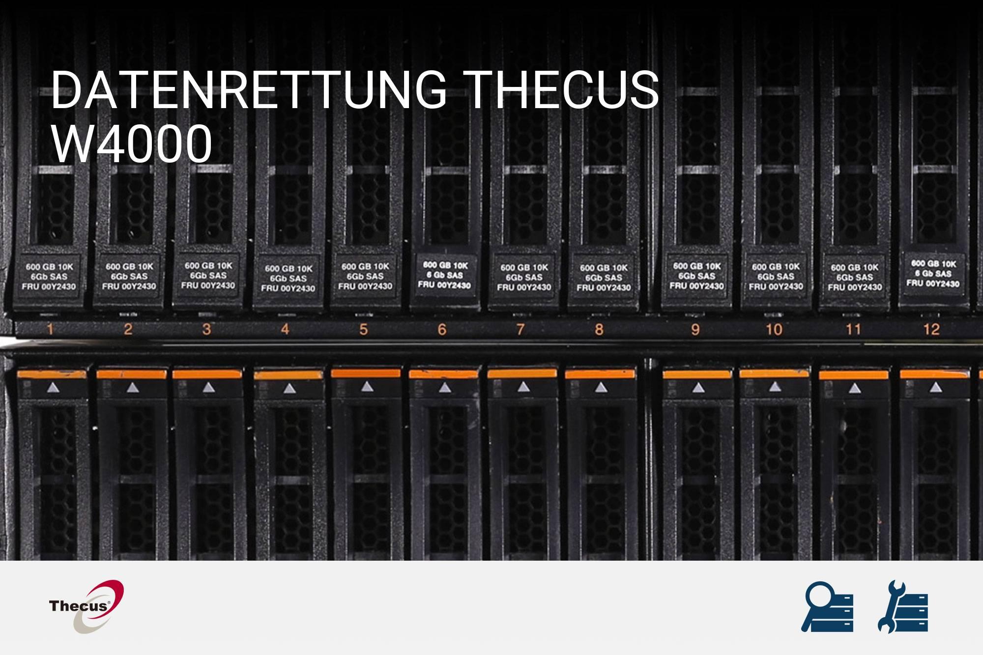 Thecus W4000