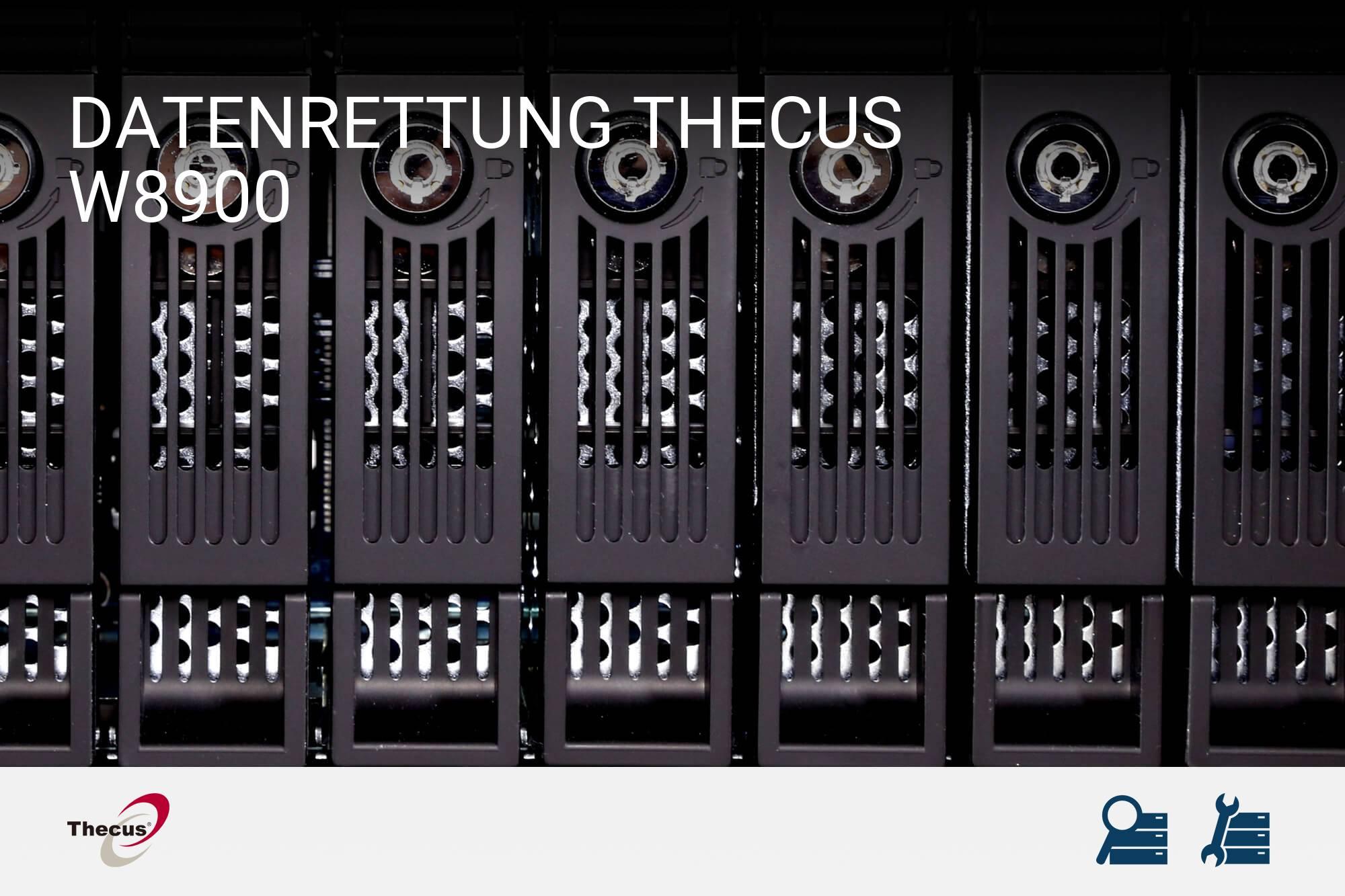 Thecus W8900