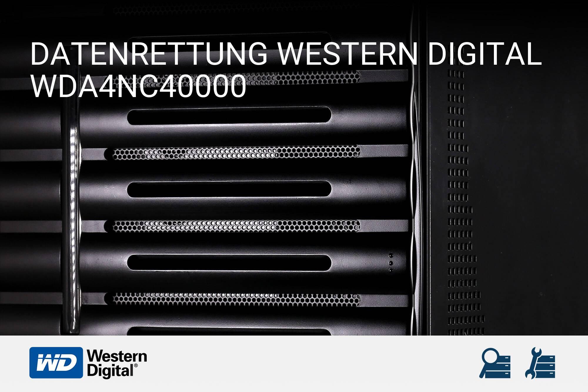 Western Digital WDA4NC40000