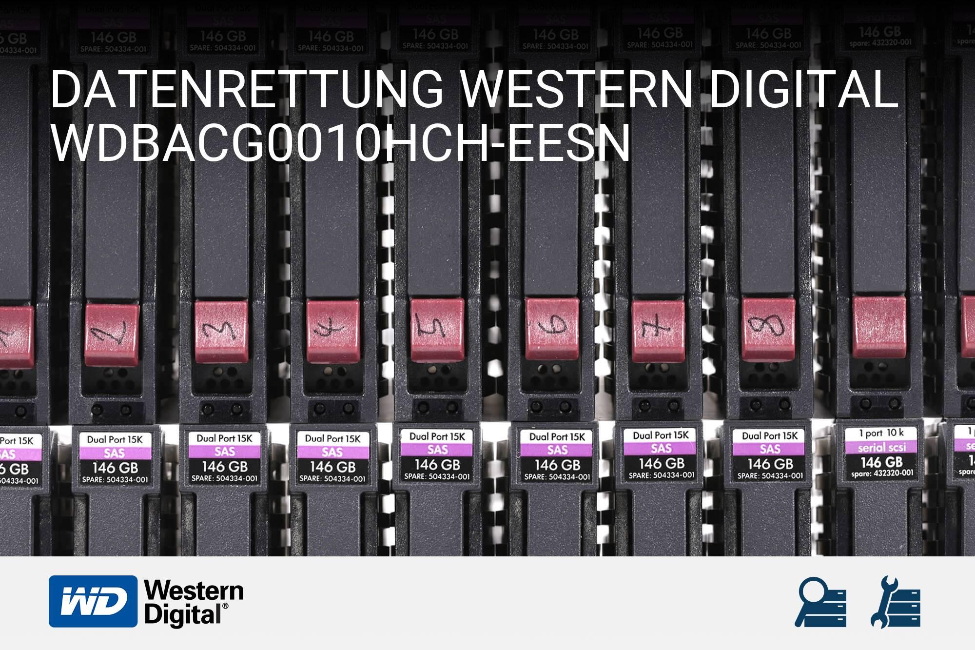 Western Digital WDBACG0010HCH-EESN