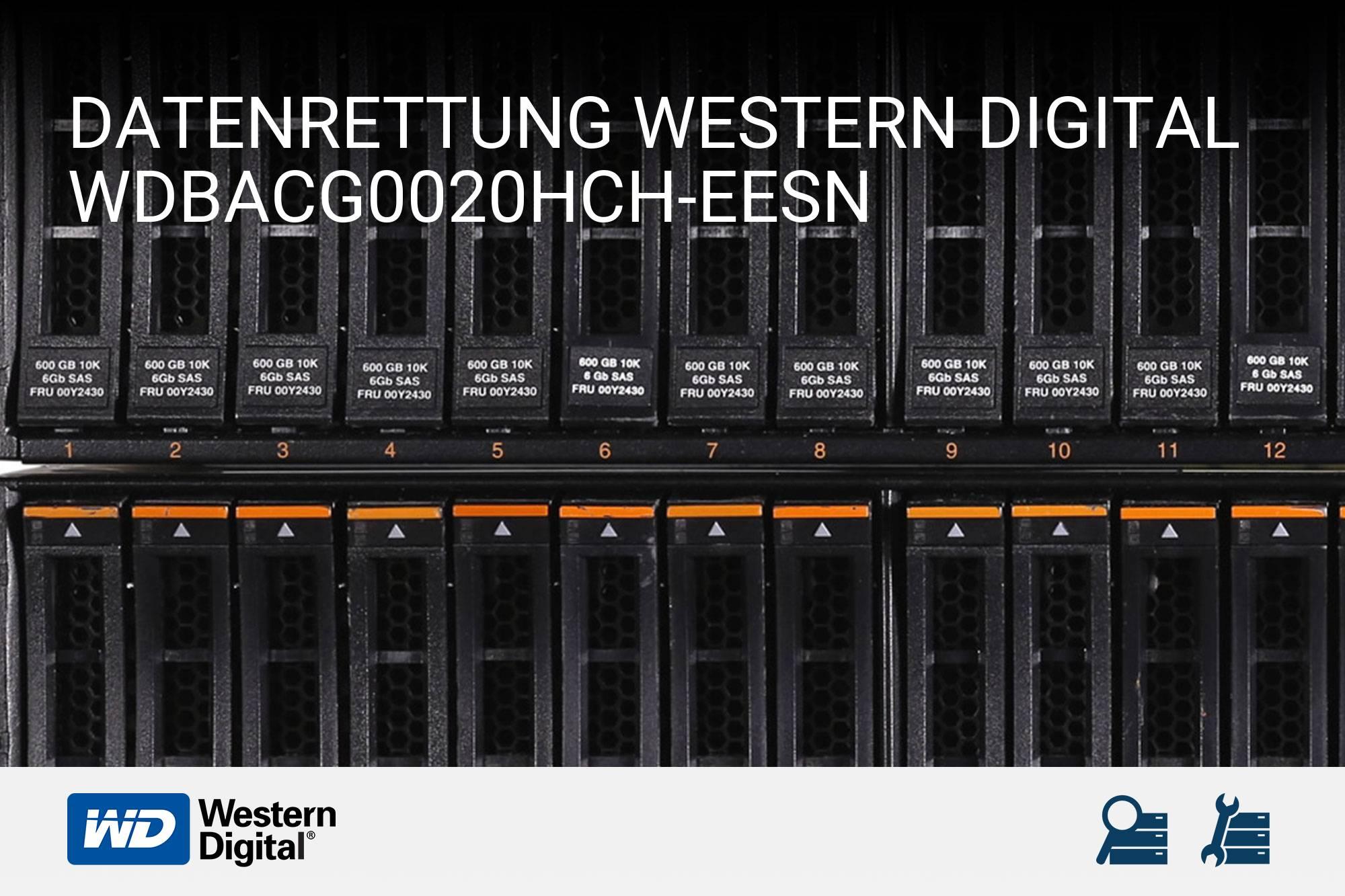 Western Digital WDBACG0020HCH-EESN