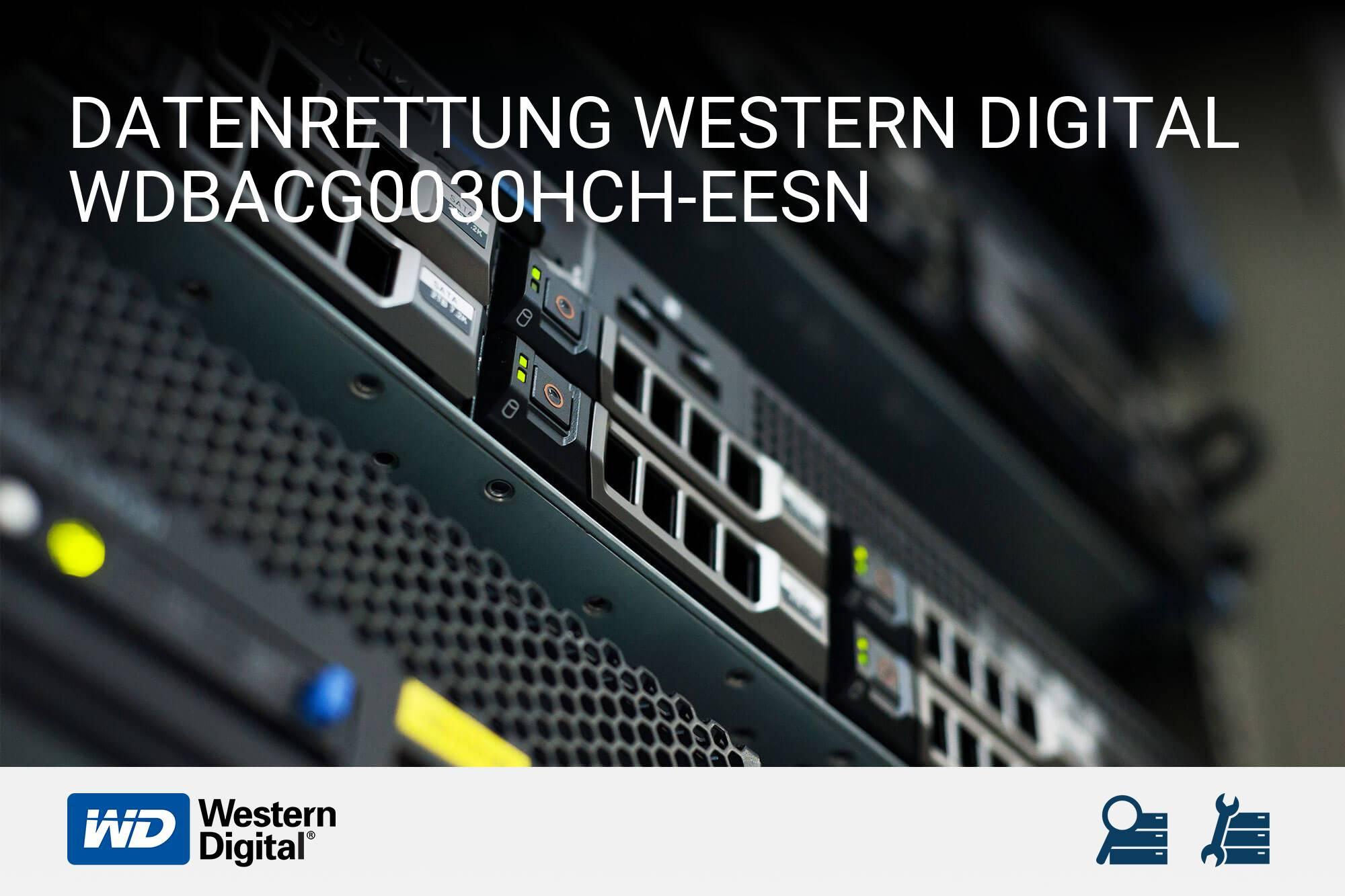 Western Digital WDBACG0030HCH-EESN