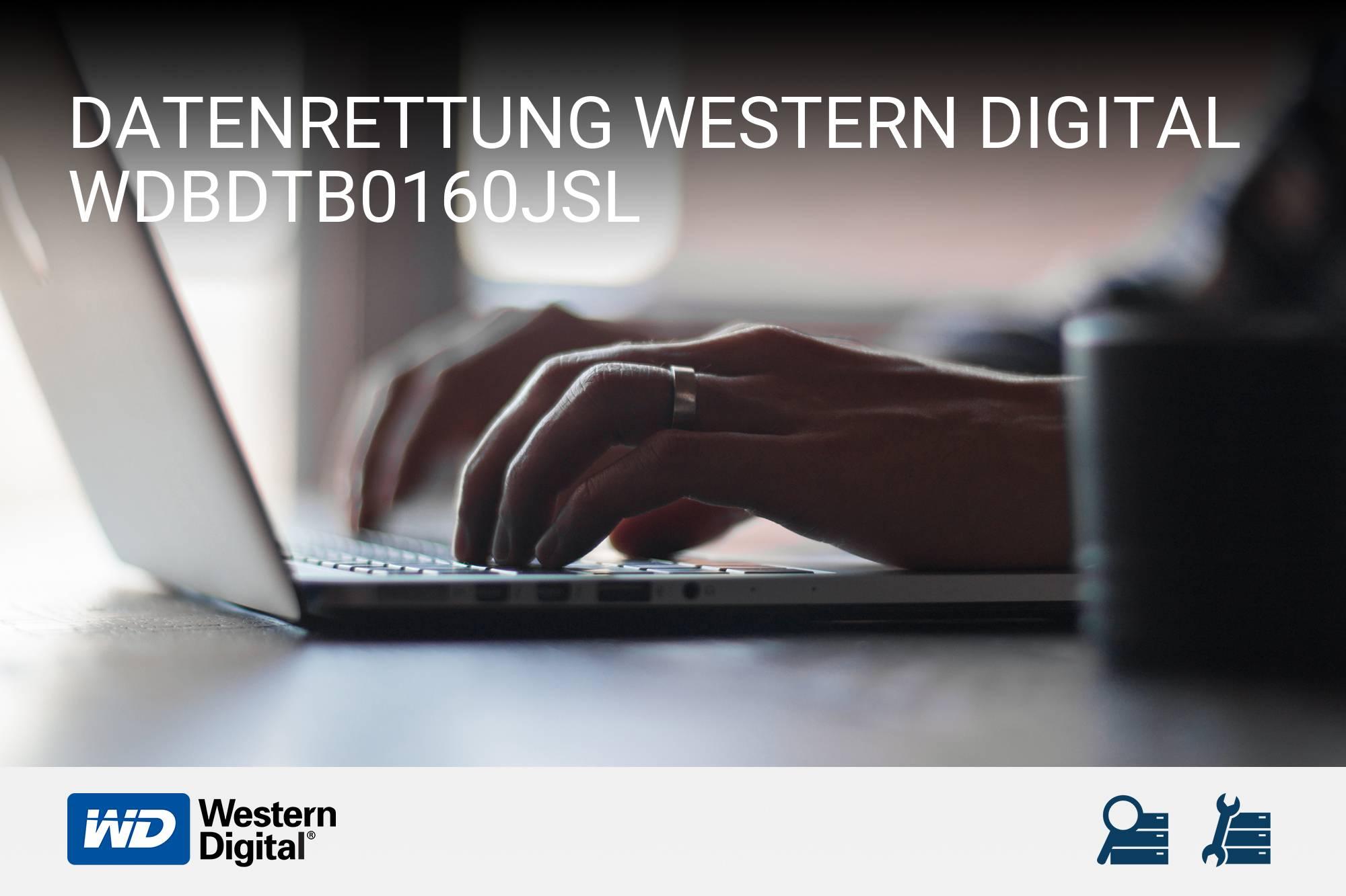 Western Digital WDBDTB0160JSL