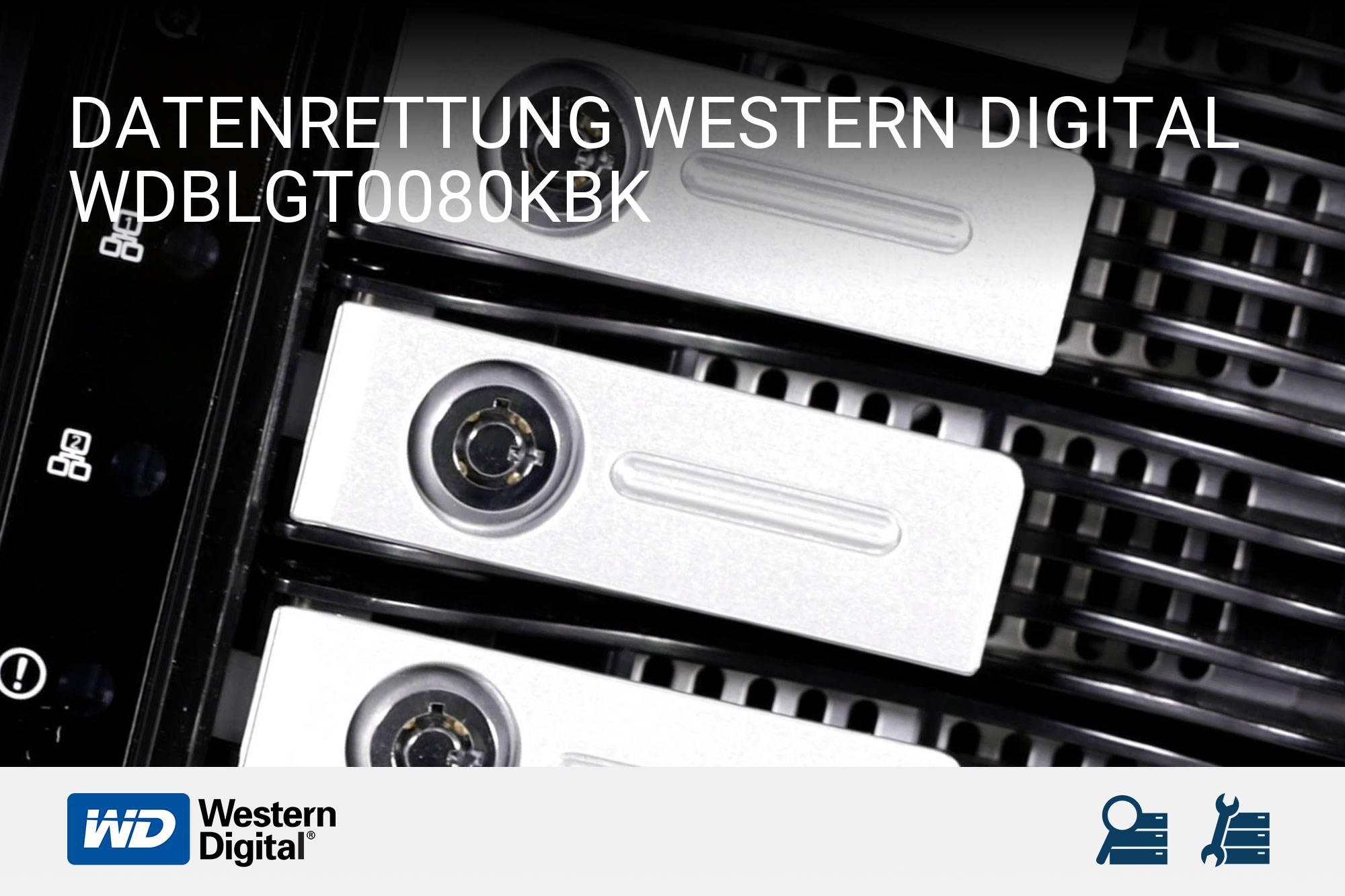 Western Digital WDBLGT0080KBK