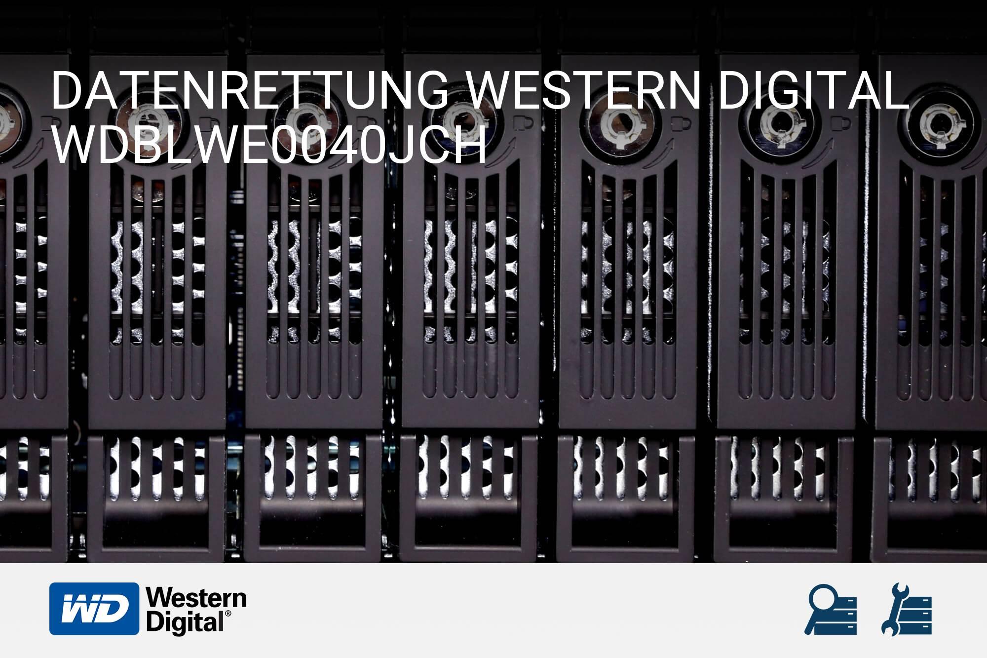 Western Digital WDBLWE0040JCH