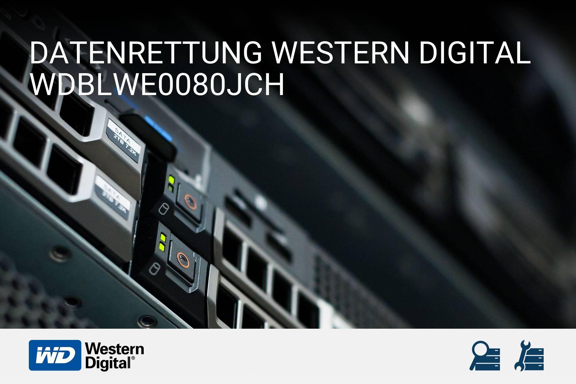 Western Digital WDBLWE0080JCH