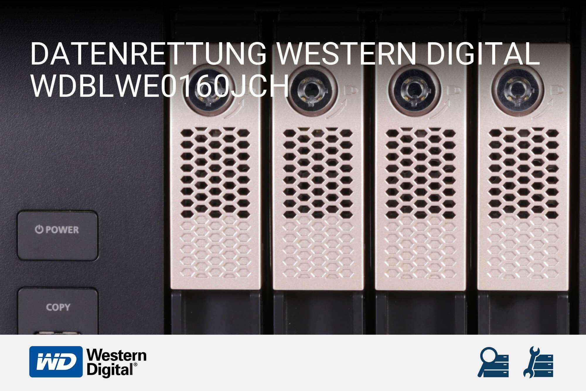 Western Digital WDBLWE0160JCH