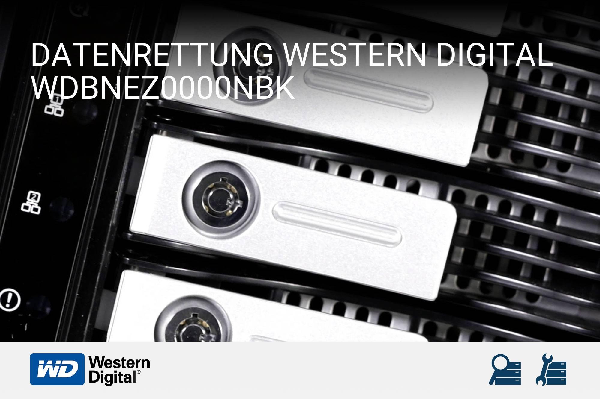 Western Digital WDBNEZ0000NBK