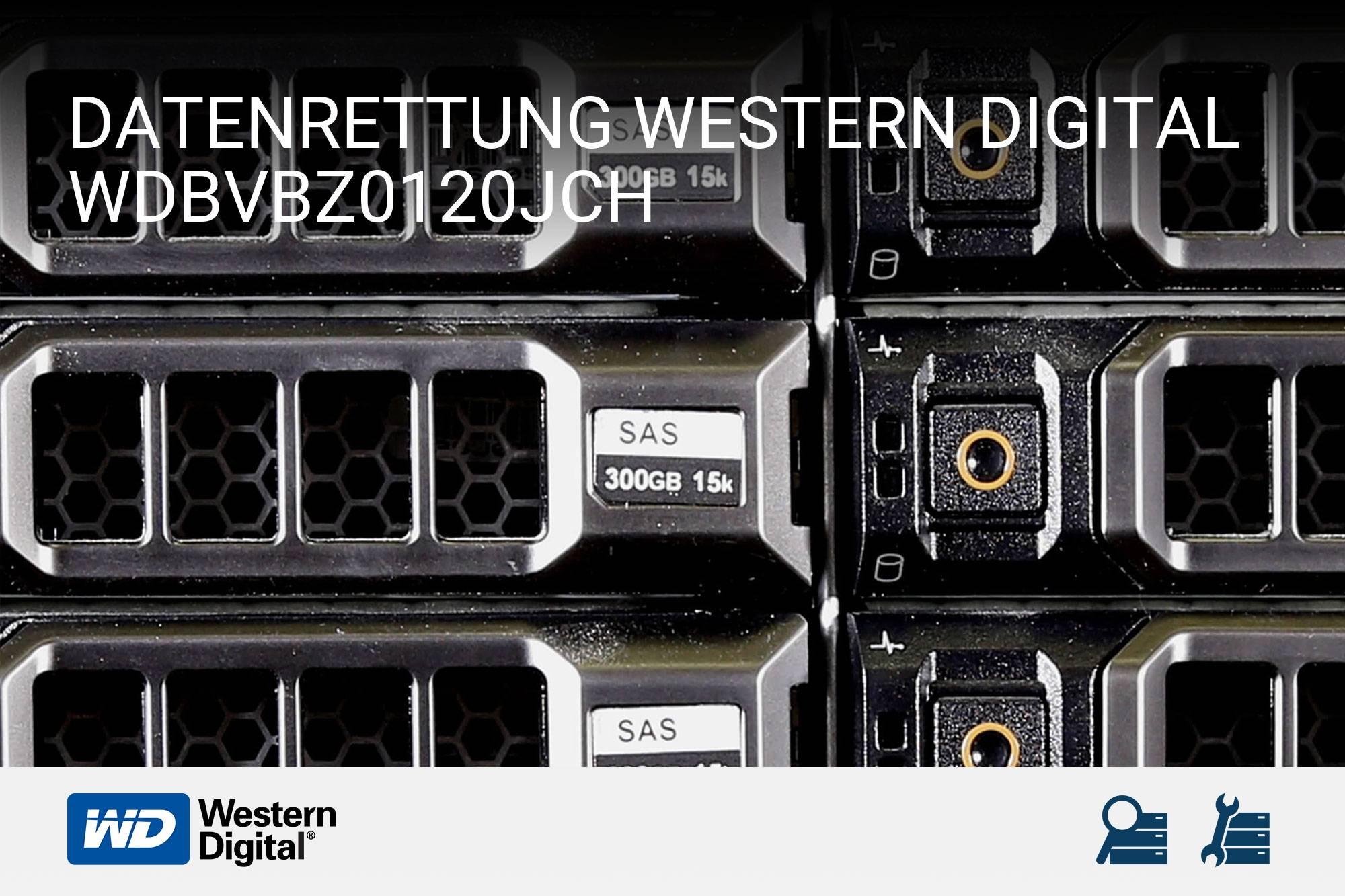 Western Digital WDBVBZ0120JCH
