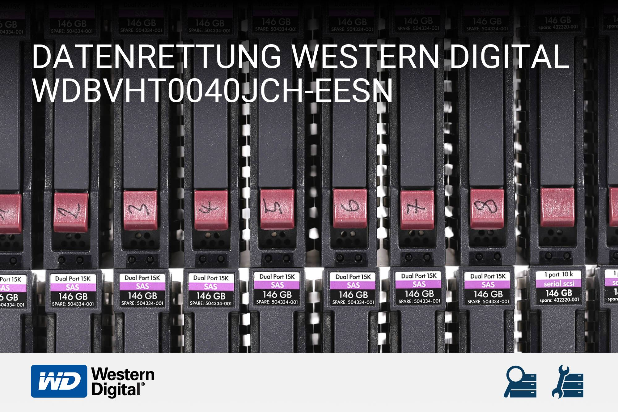 Western Digital WDBVHT0040JCH-EESN