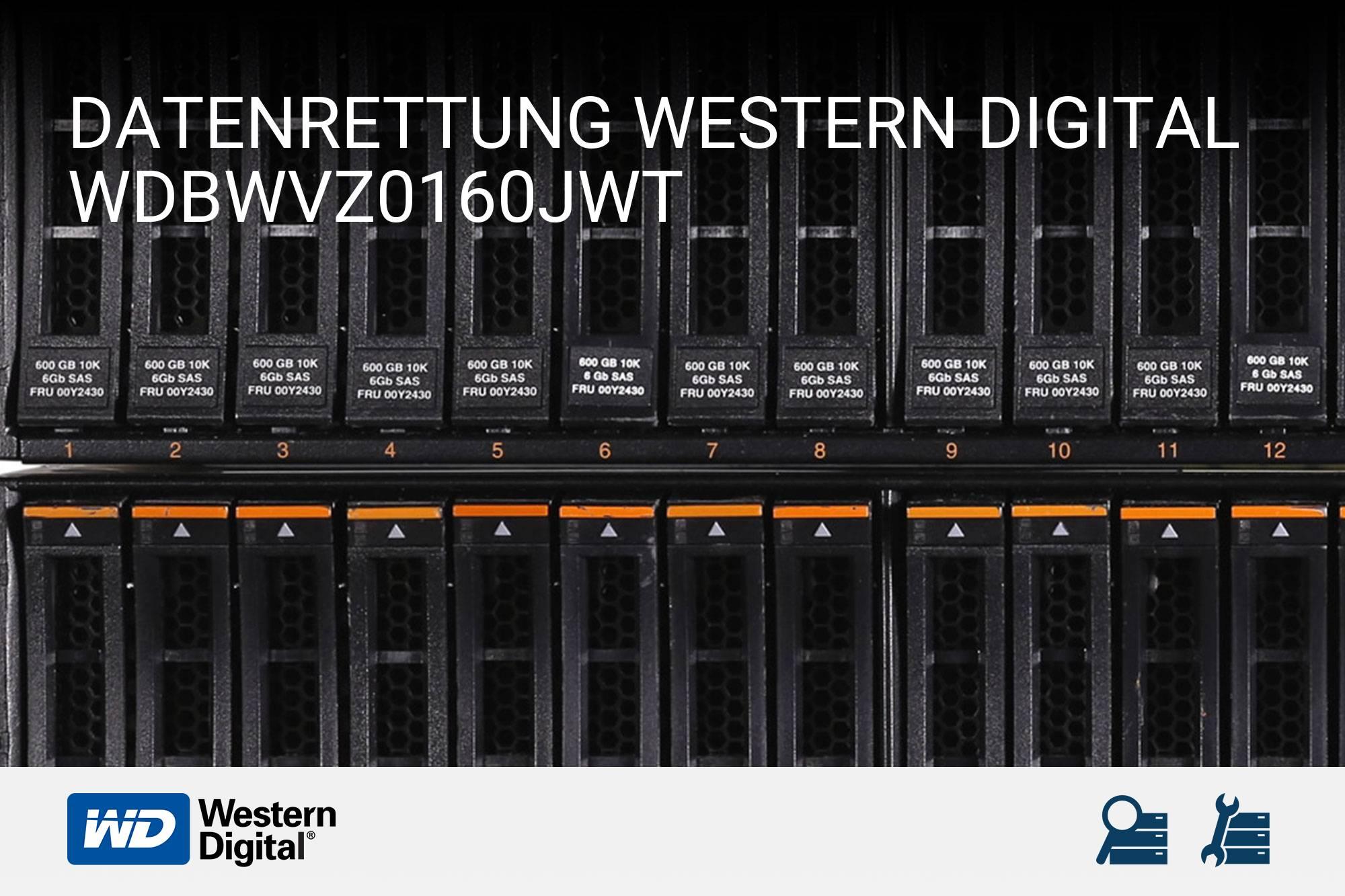 Western Digital WDBWVZ0160JWT