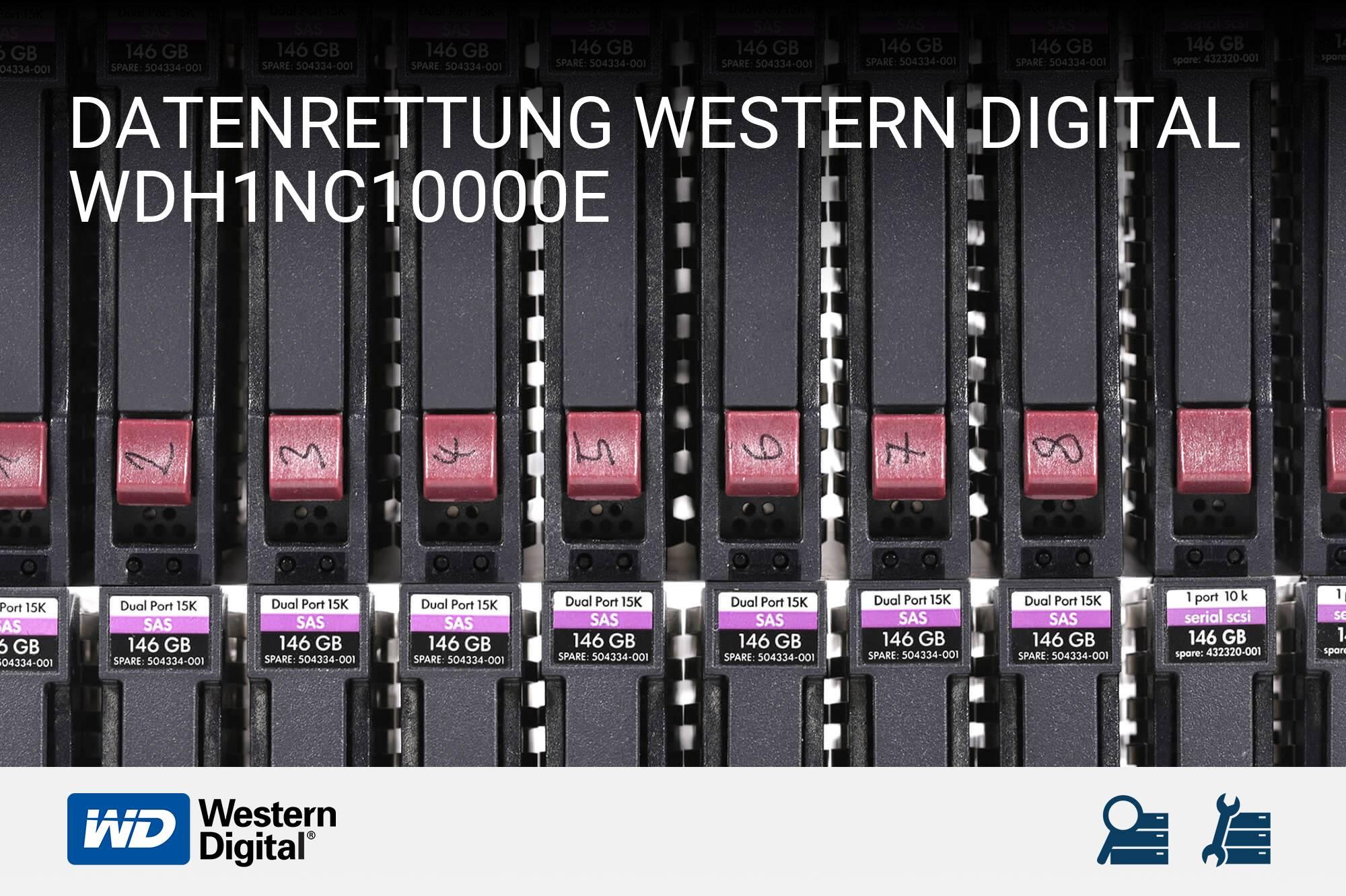 Western Digital WDH1NC10000E