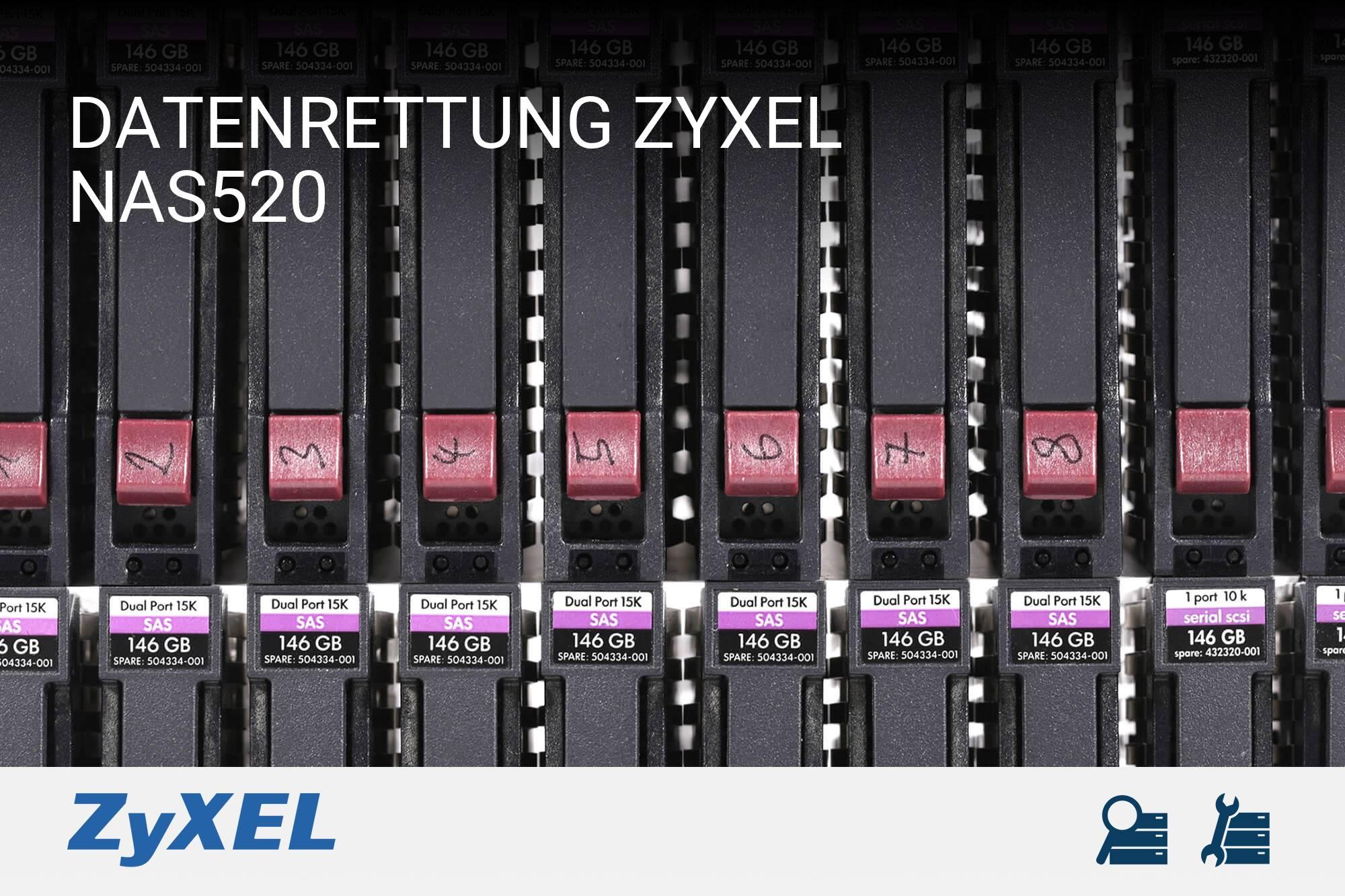 ZyXEL NAS520
