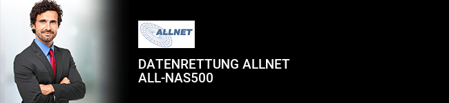 Datenrettung Allnet ALL-NAS500