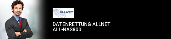 Datenrettung Allnet ALL-NAS800