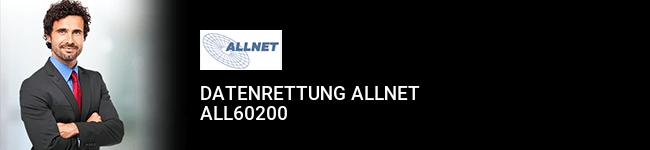 Datenrettung Allnet ALL60200
